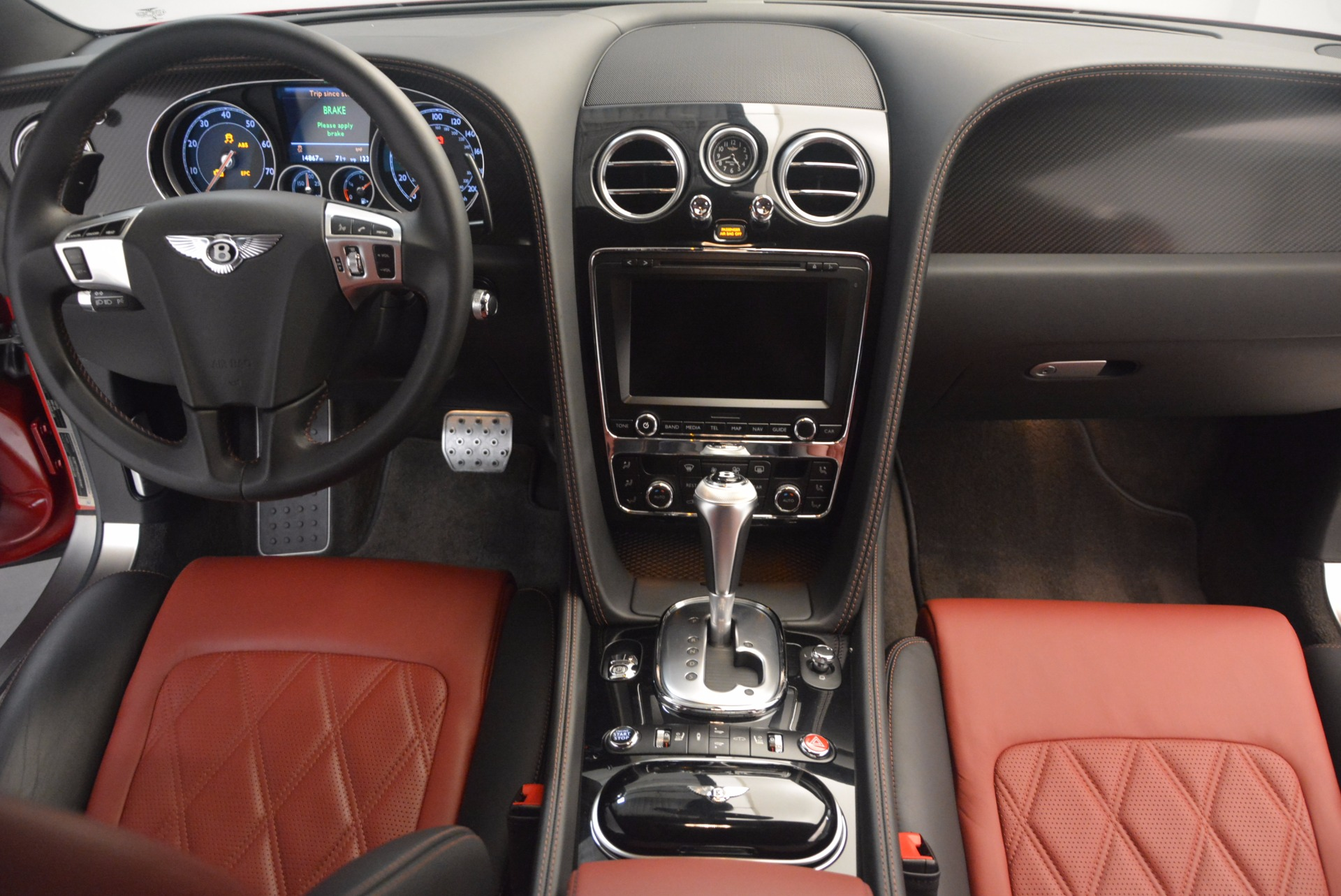 Used 2013 Bentley Continental GT V8 For Sale In Westport, CT 1185_p33