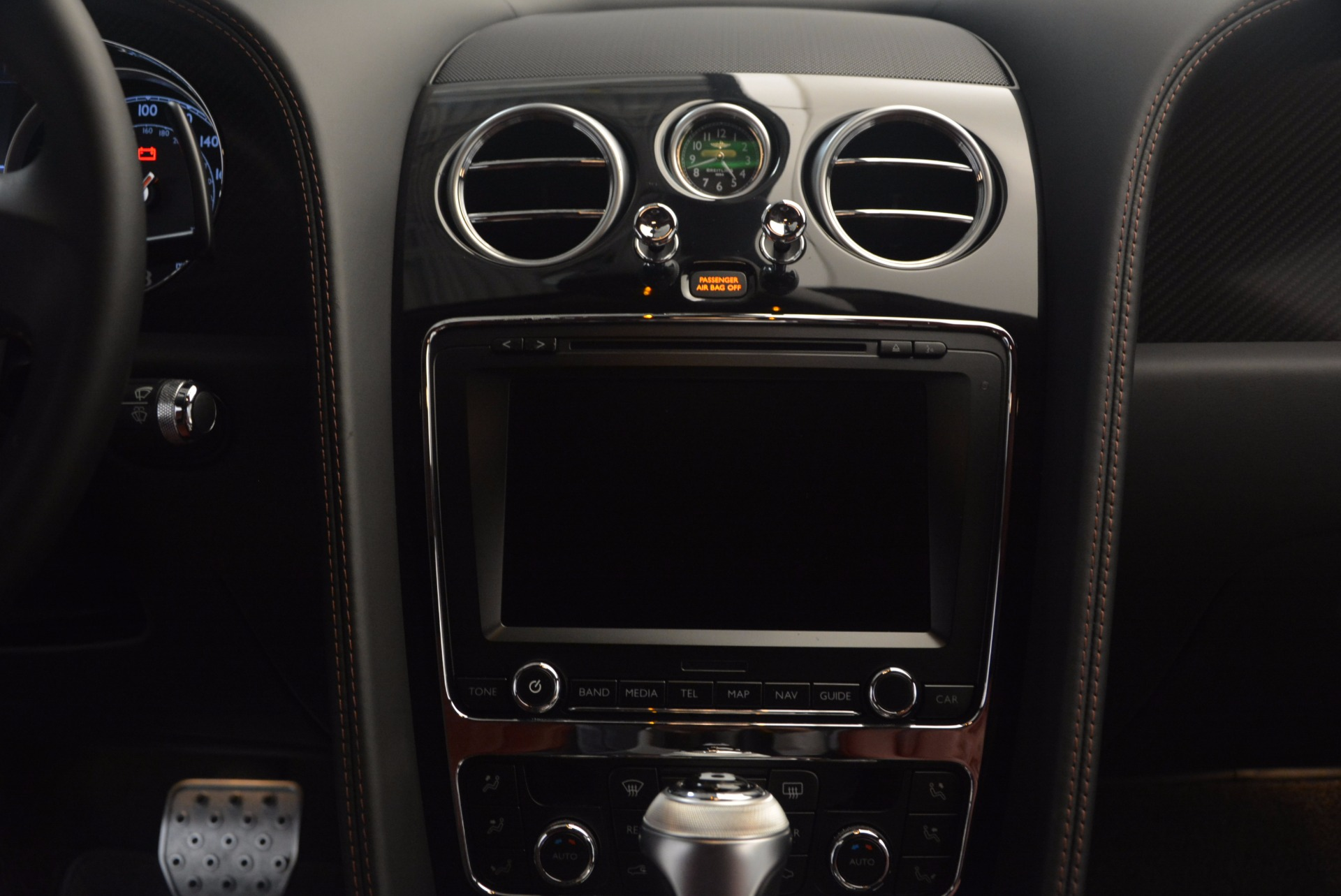 Used 2013 Bentley Continental GT V8 For Sale In Westport, CT 1185_p35