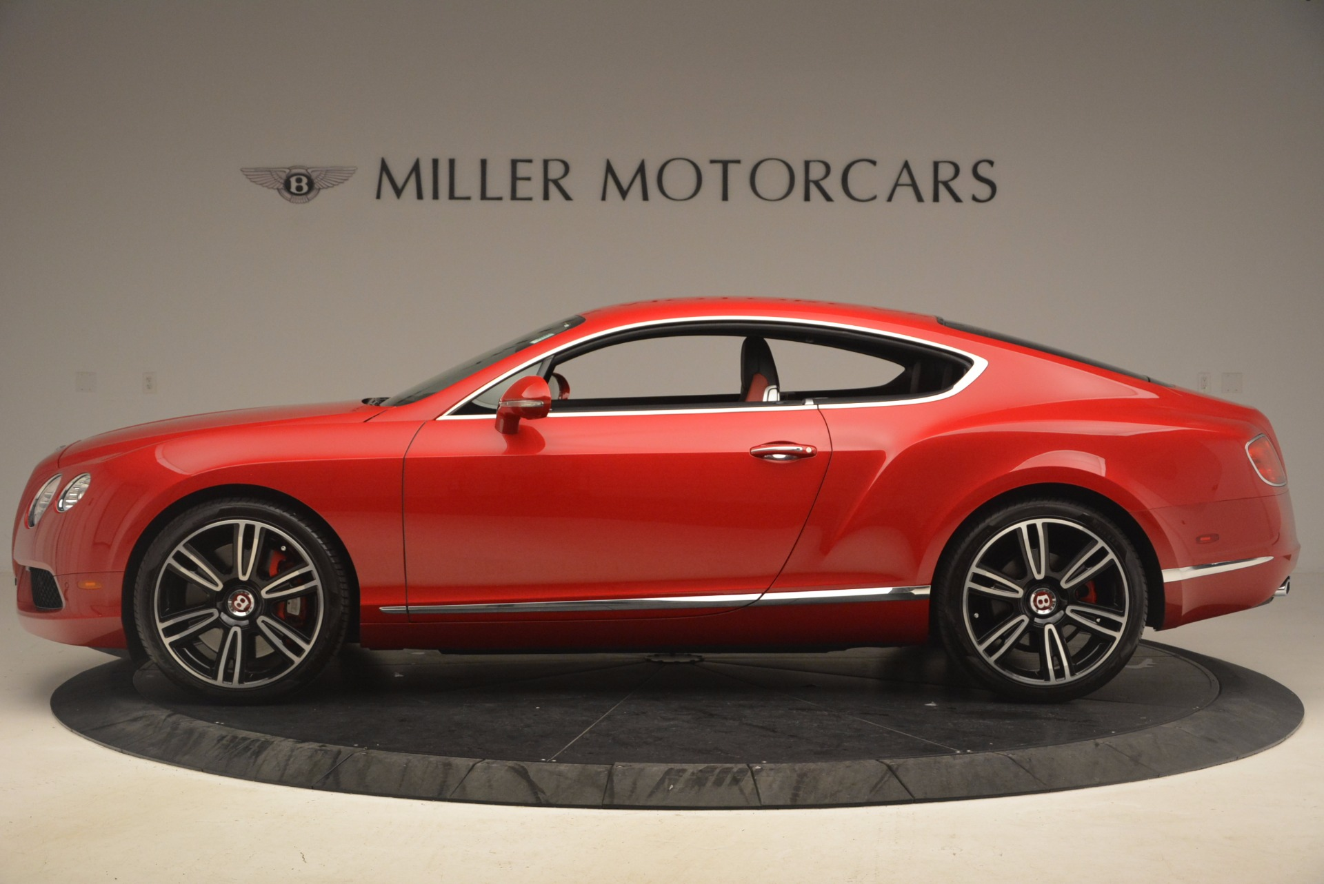 Used 2013 Bentley Continental GT V8 For Sale In Westport, CT 1185_p3