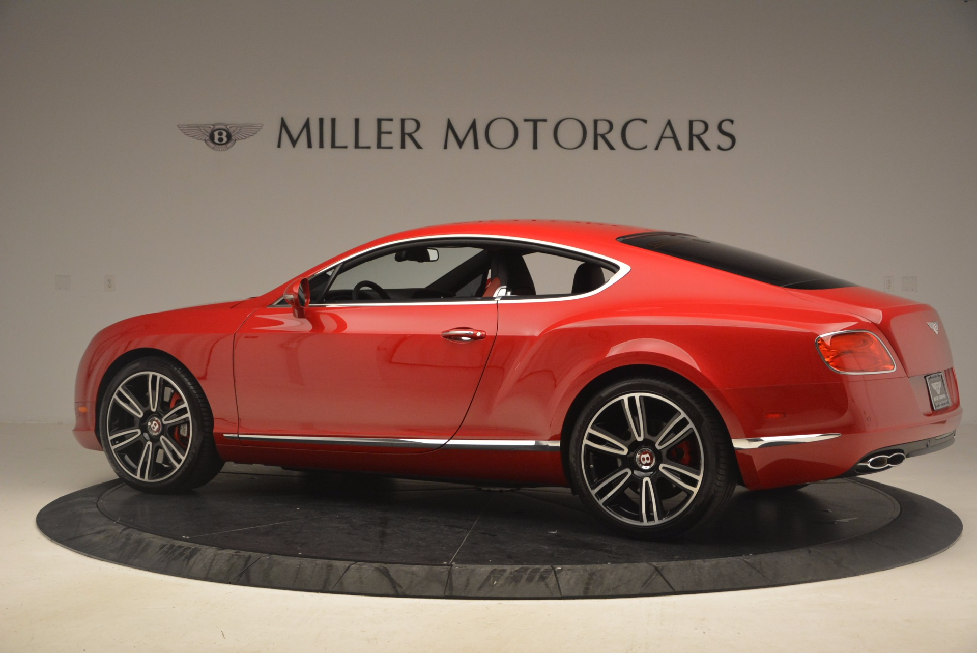 Used 2013 Bentley Continental GT V8 For Sale In Westport, CT 1185_p4