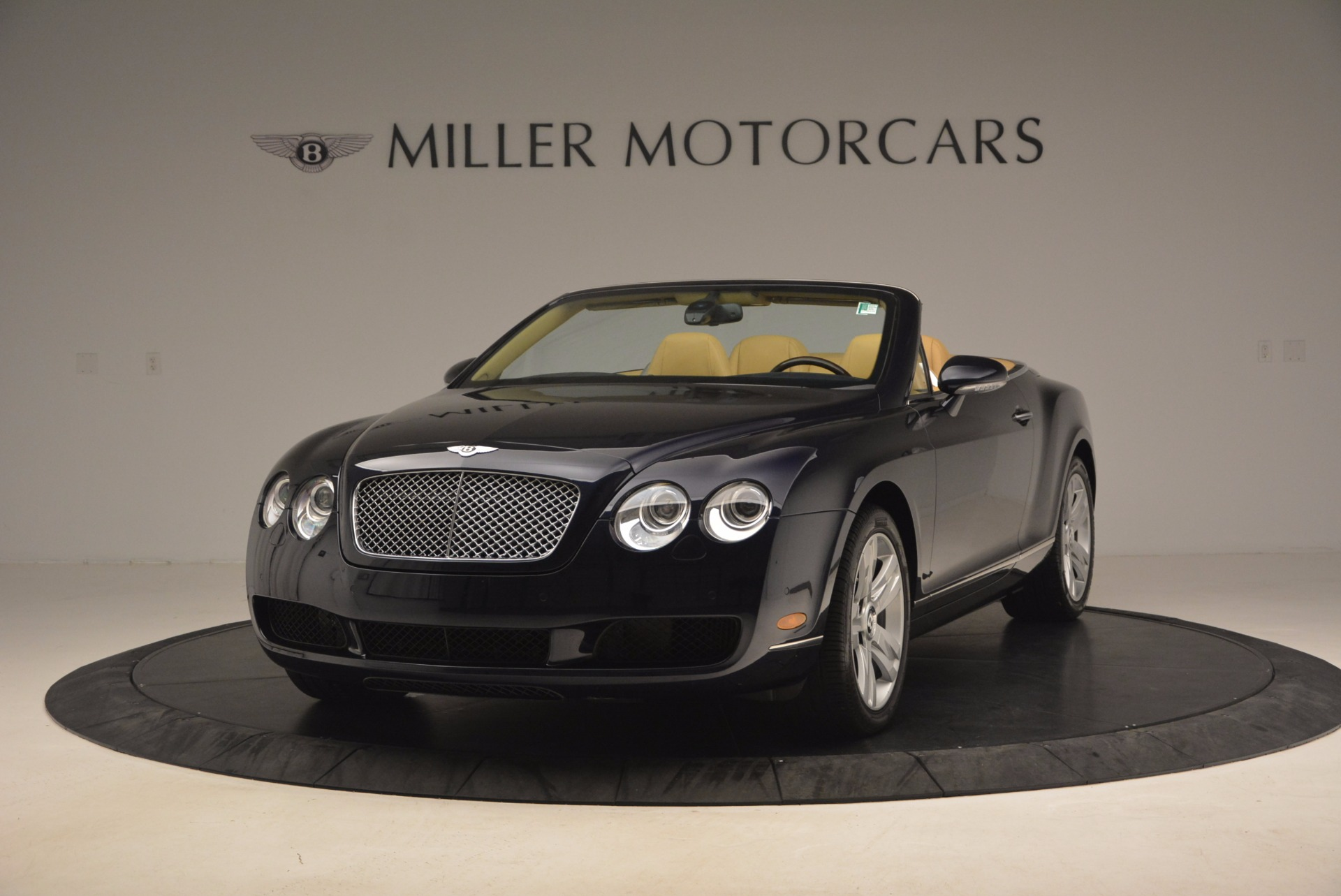 Used 2007 Bentley Continental GTC  For Sale In Westport, CT 1186_main