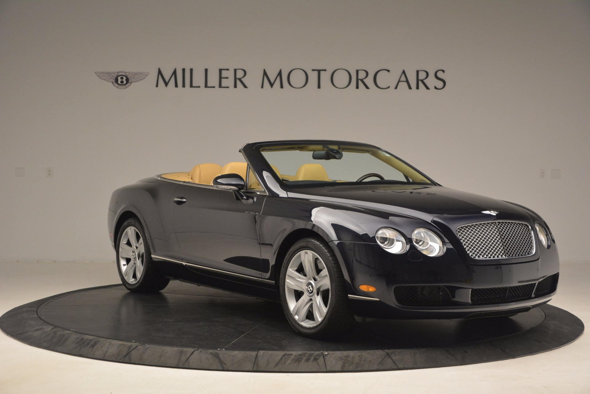 Used 2007 Bentley Continental GTC  For Sale In Westport, CT 1186_p11