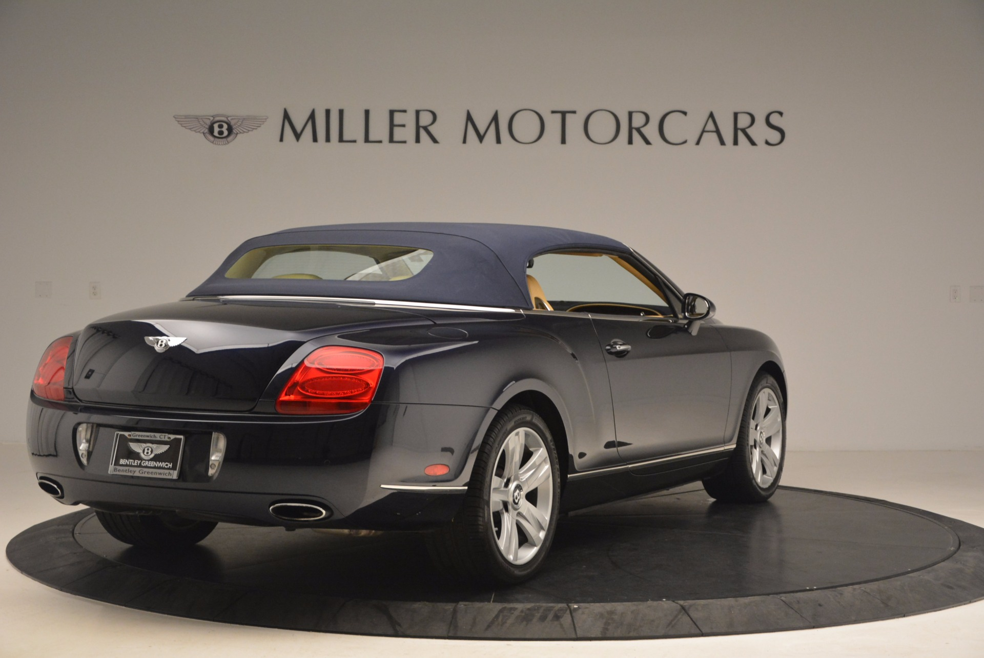 Used 2007 Bentley Continental GTC  For Sale In Westport, CT 1186_p20