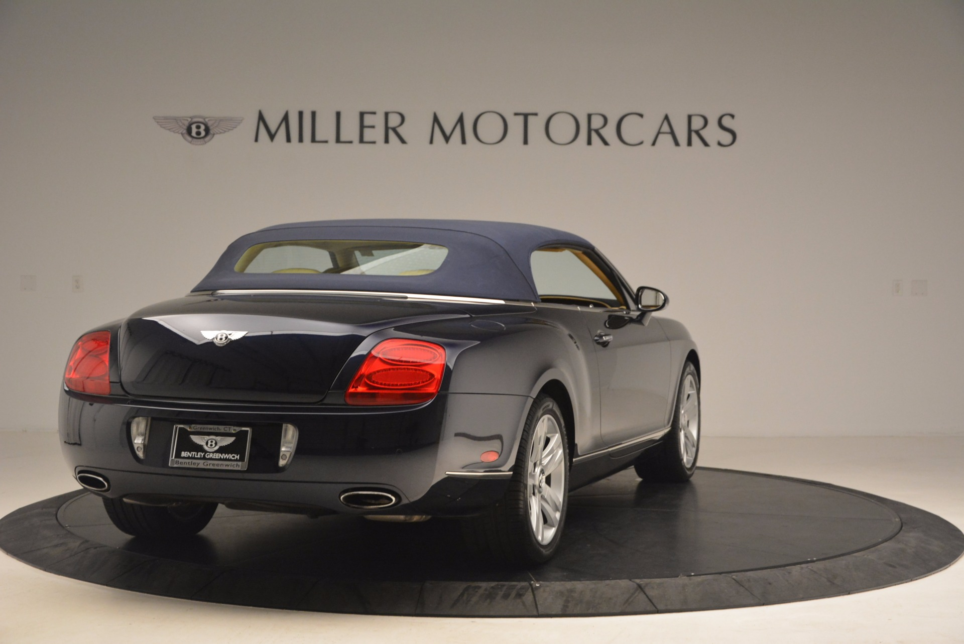 Used 2007 Bentley Continental GTC  For Sale In Westport, CT 1186_p21