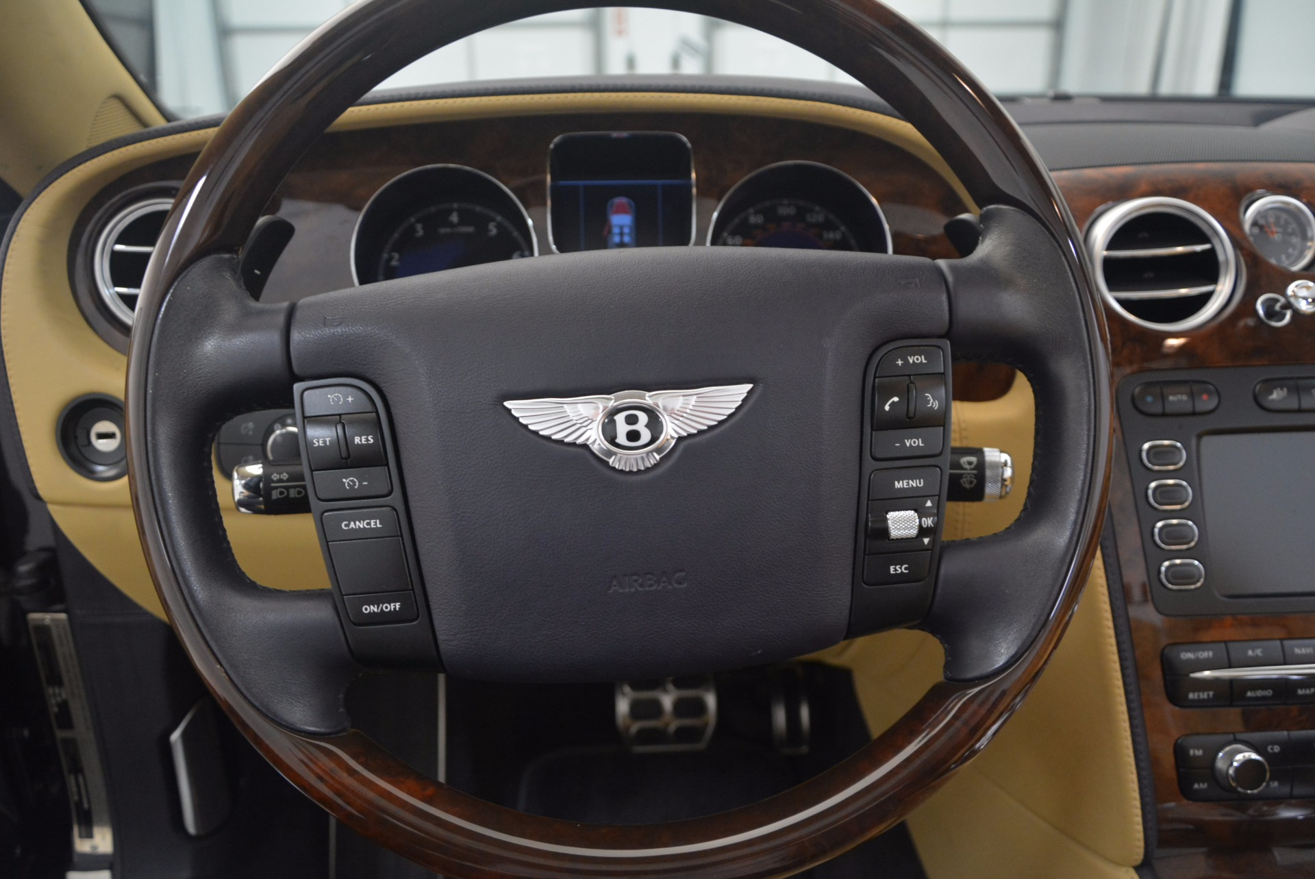 Used 2007 Bentley Continental GTC  For Sale In Westport, CT 1186_p34