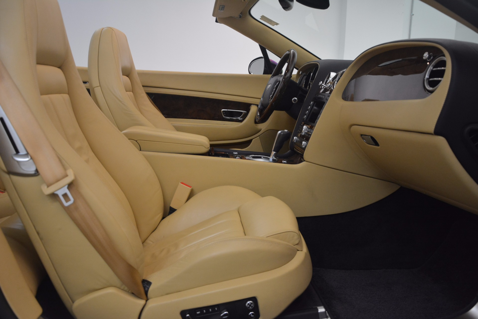 Used 2007 Bentley Continental GTC  For Sale In Westport, CT 1186_p45