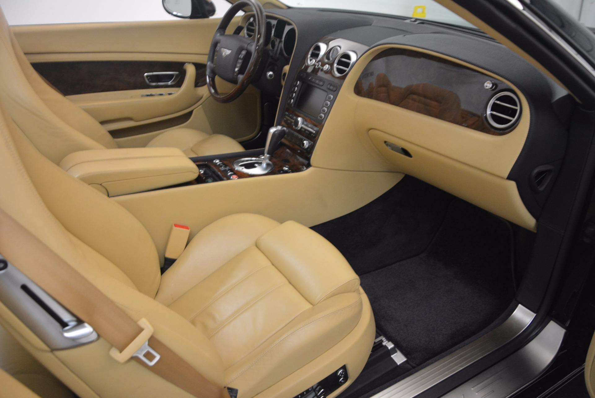 Used 2007 Bentley Continental GTC  For Sale In Westport, CT 1186_p46