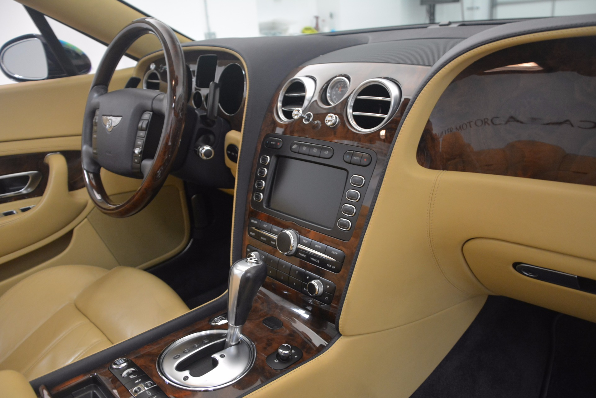Used 2007 Bentley Continental GTC  For Sale In Westport, CT 1186_p47