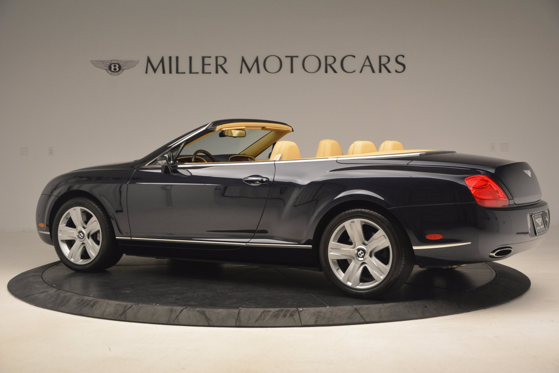 Used 2007 Bentley Continental GTC  For Sale In Westport, CT 1186_p4