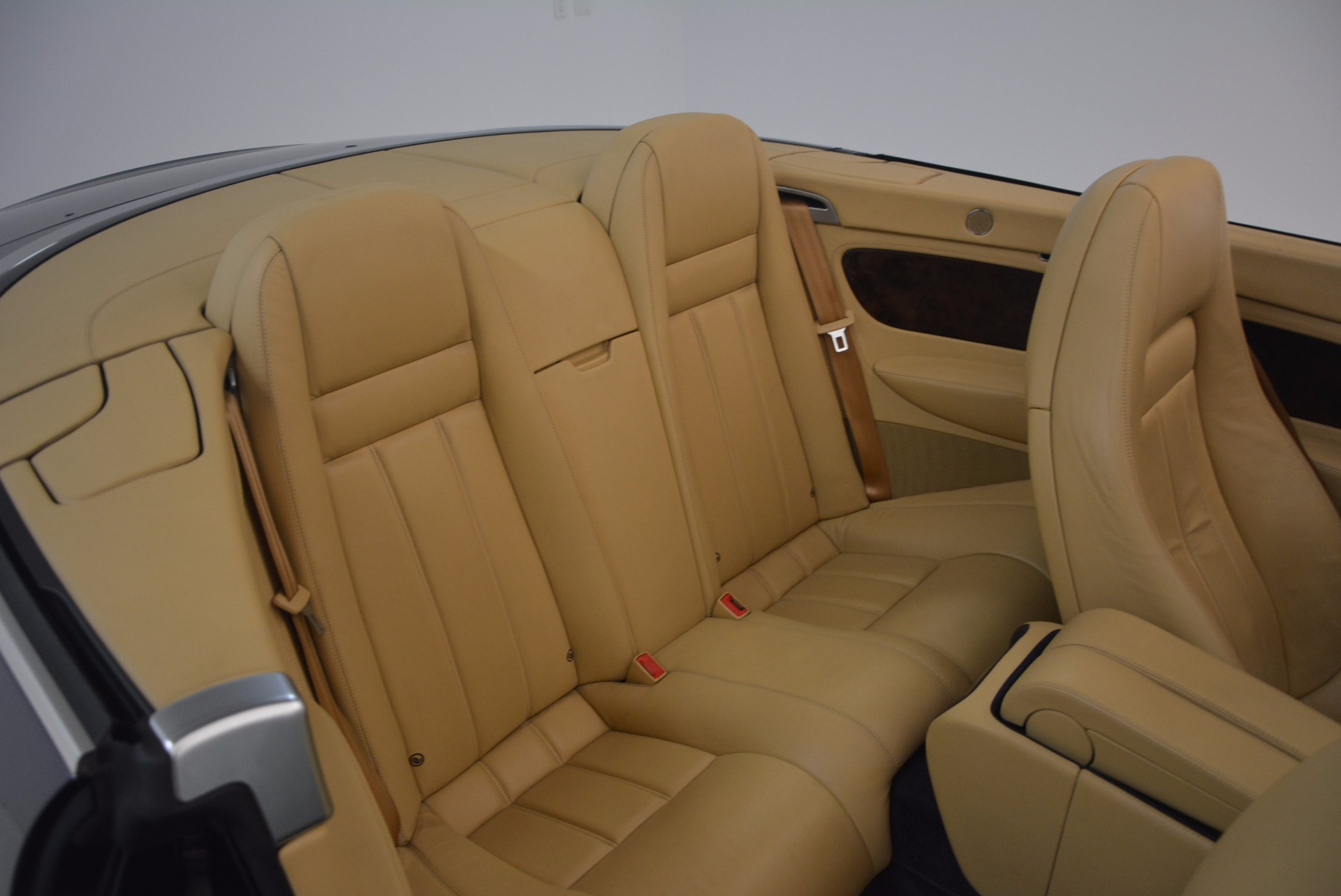 Used 2007 Bentley Continental GTC  For Sale In Westport, CT 1186_p52