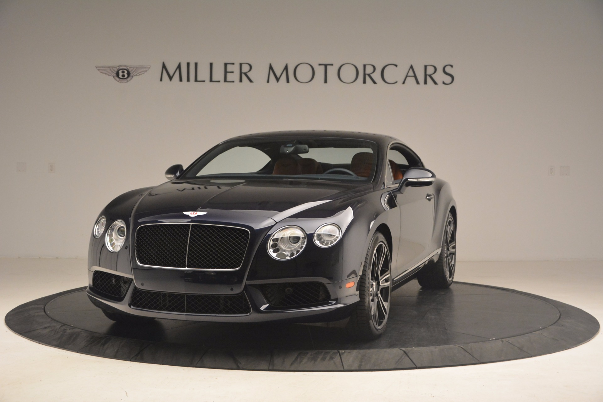 Used 2014 Bentley Continental GT V8 For Sale In Westport, CT 1187_main