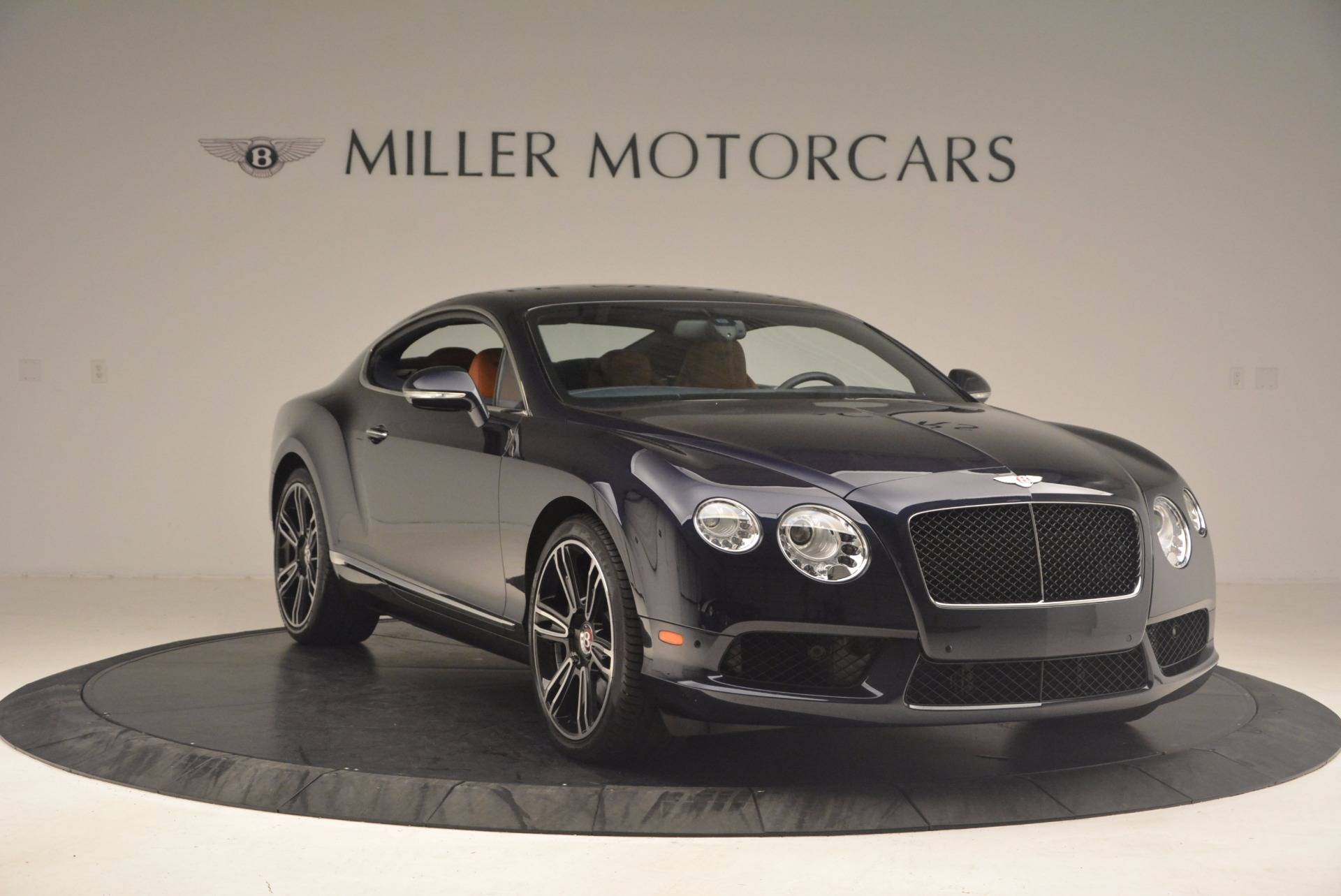Used 2014 Bentley Continental GT V8 For Sale In Westport, CT 1187_p11