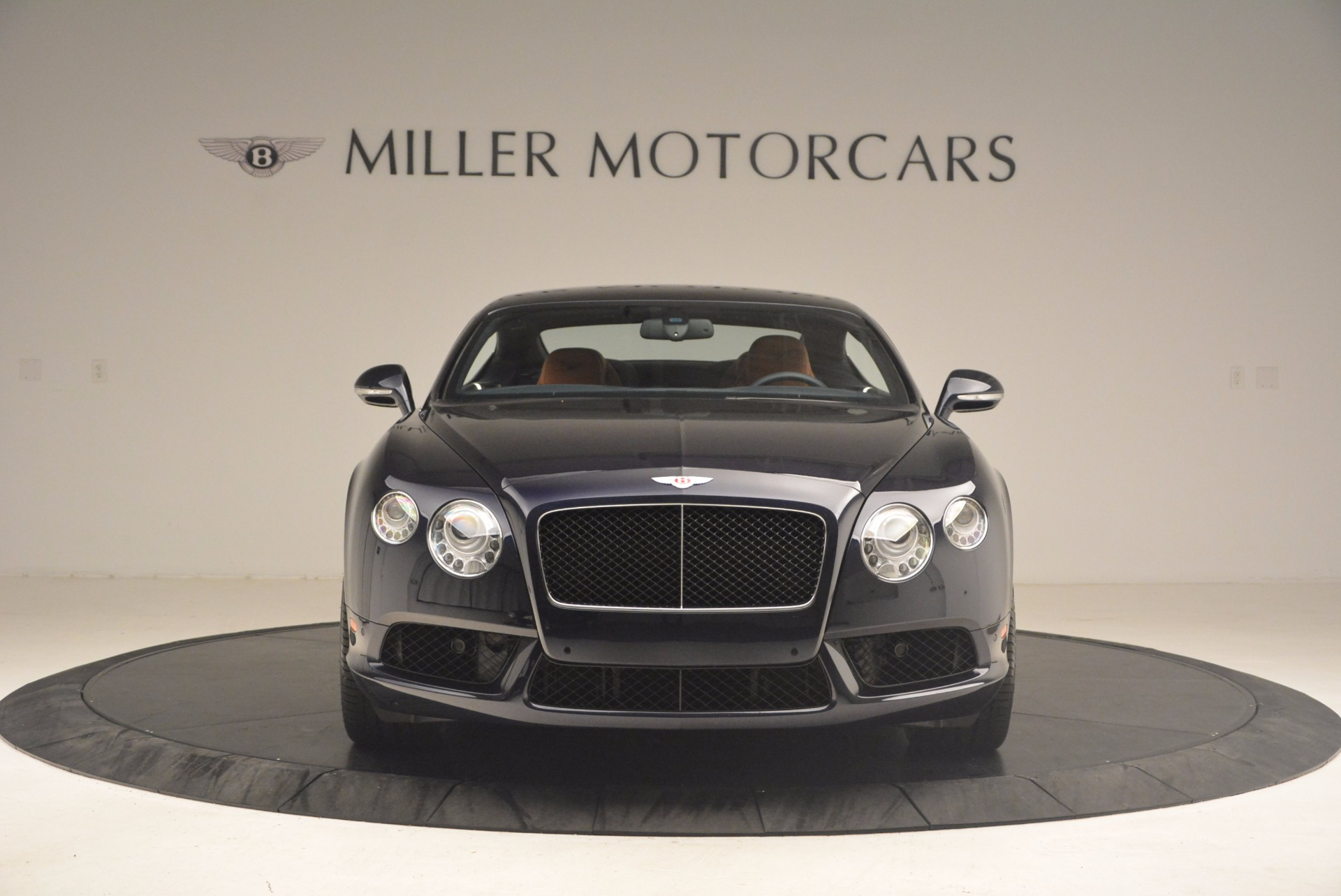 Used 2014 Bentley Continental GT V8 For Sale In Westport, CT 1187_p12