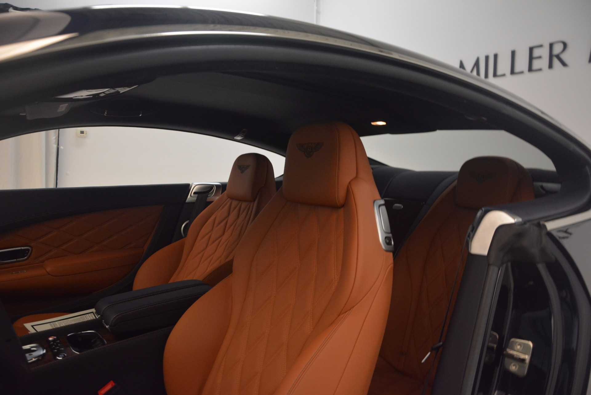 Used 2014 Bentley Continental GT V8 For Sale In Westport, CT 1187_p21