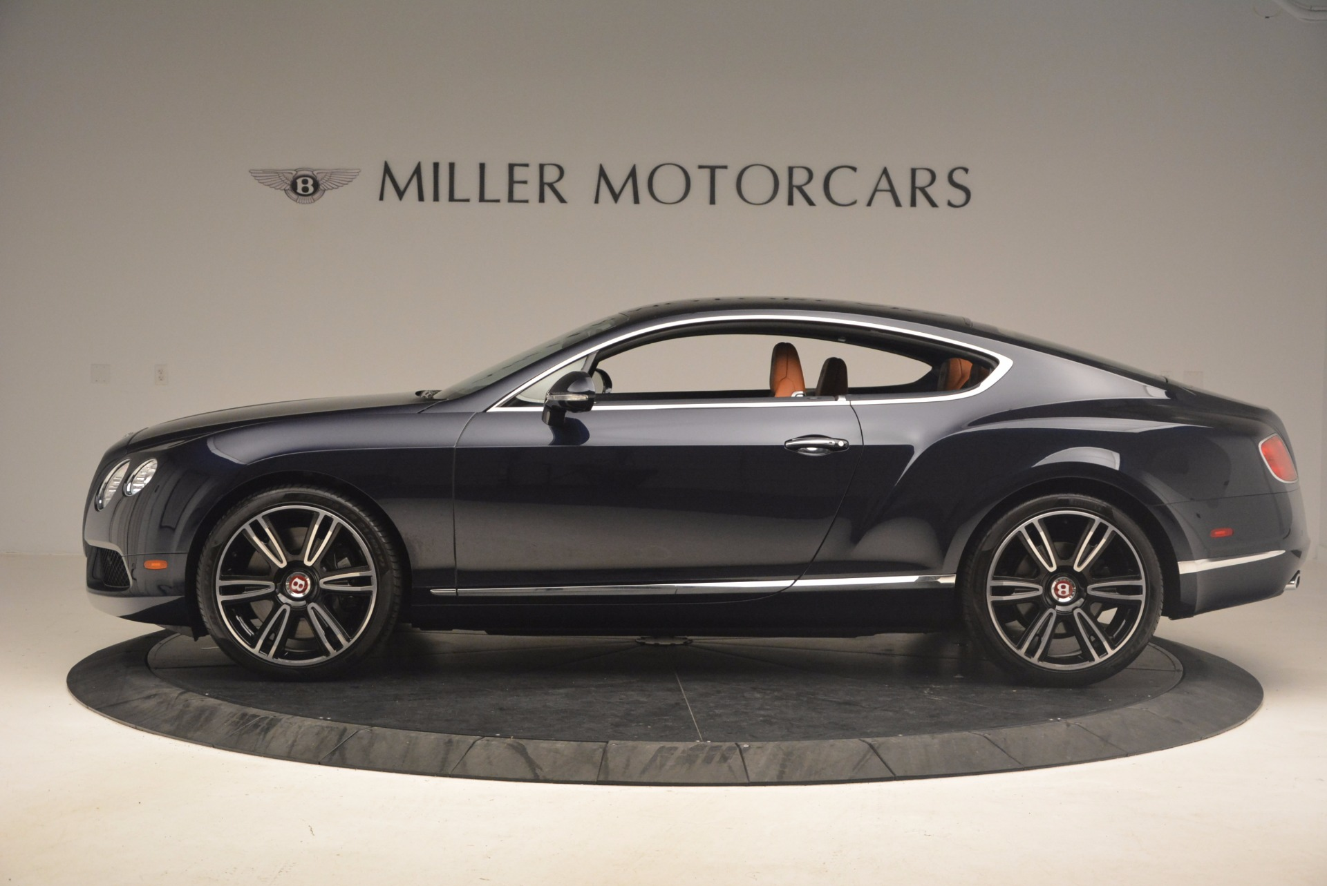 Used 2014 Bentley Continental GT V8 For Sale In Westport, CT 1187_p3