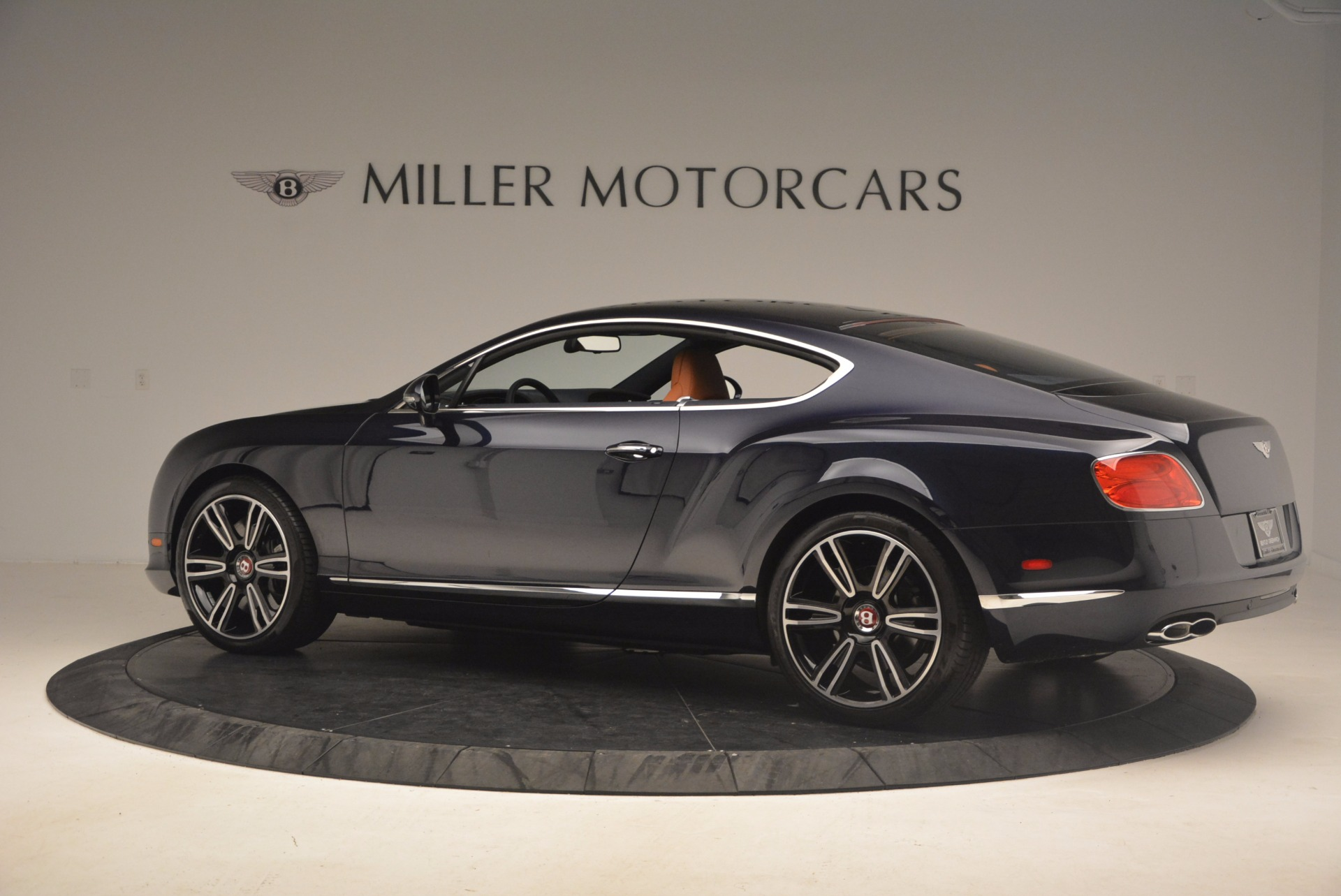 Used 2014 Bentley Continental GT V8 For Sale In Westport, CT 1187_p4