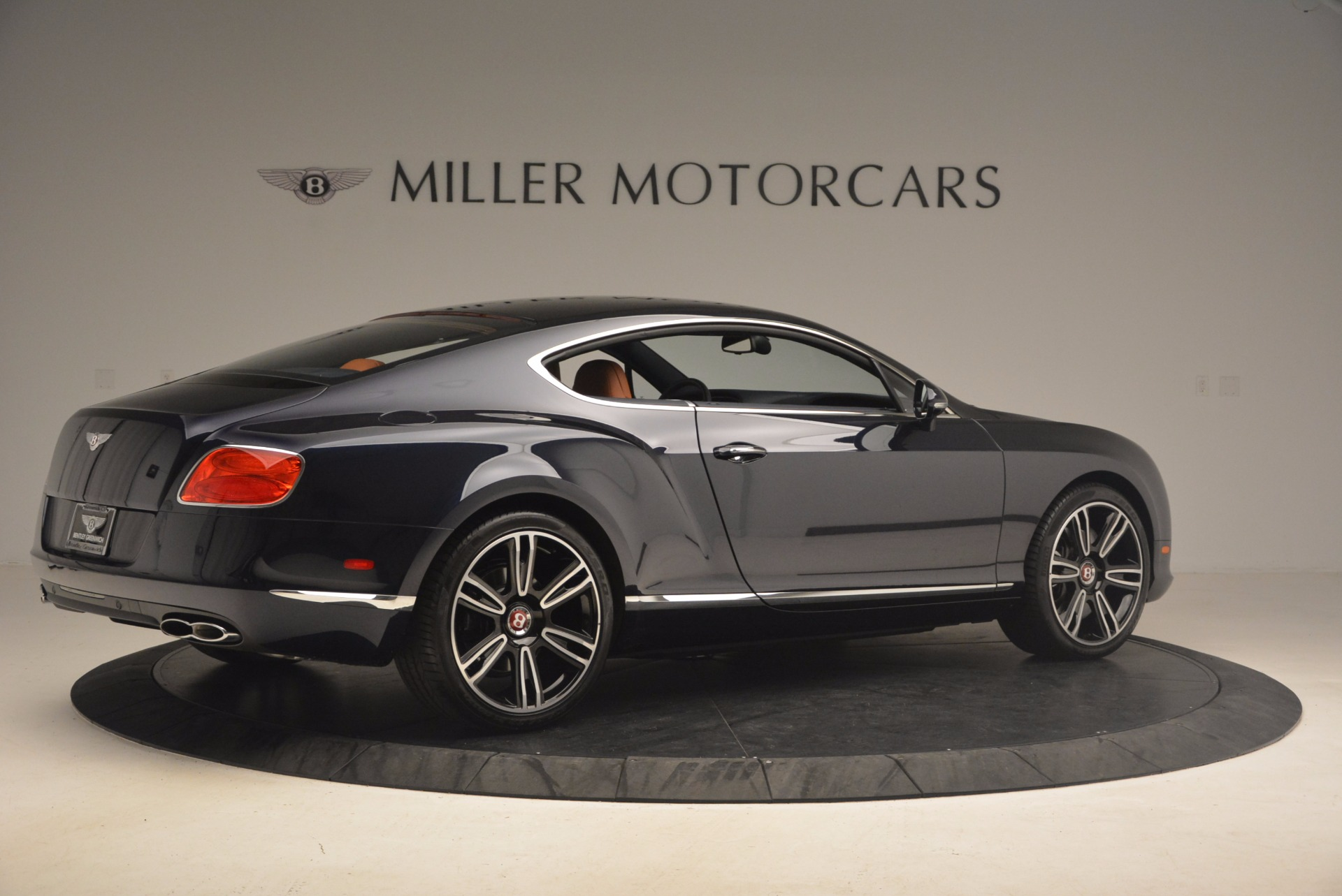 Used 2014 Bentley Continental GT V8 For Sale In Westport, CT 1187_p8
