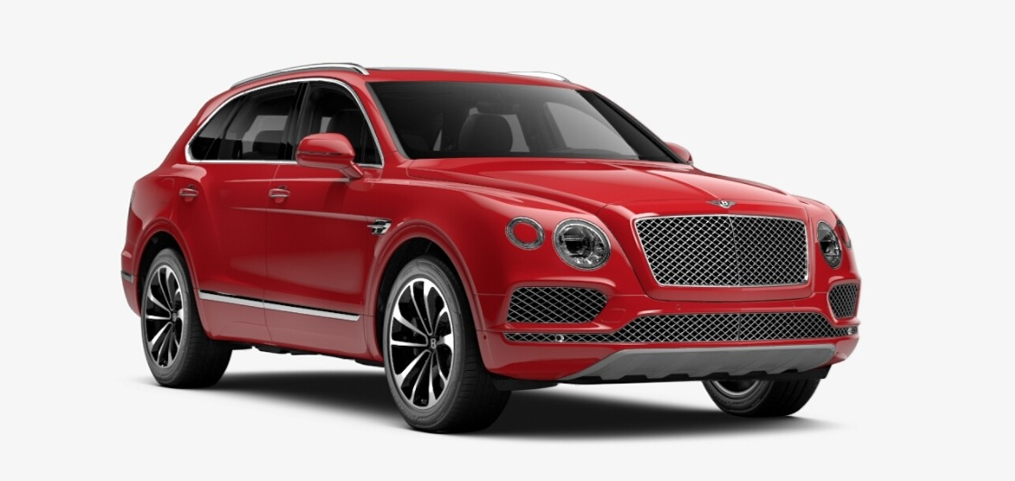 Used 2017 Bentley Bentayga  For Sale In Westport, CT 1189_main
