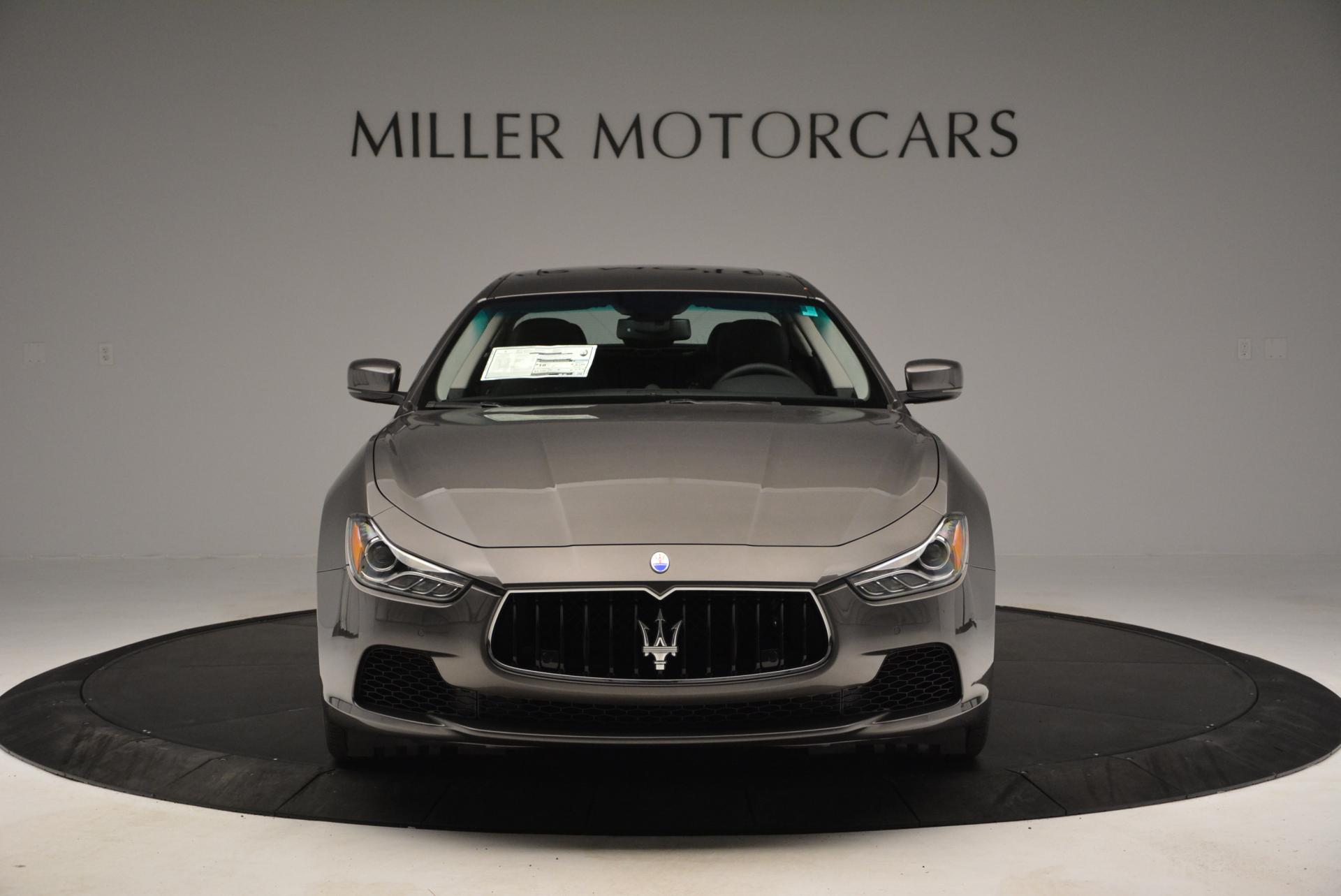 Used 2015 Maserati Ghibli S Q4 For Sale In Westport, CT 119_p11