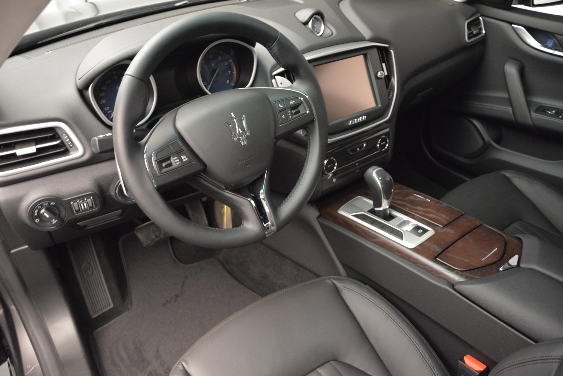 Used 2015 Maserati Ghibli S Q4 For Sale In Westport, CT 119_p12