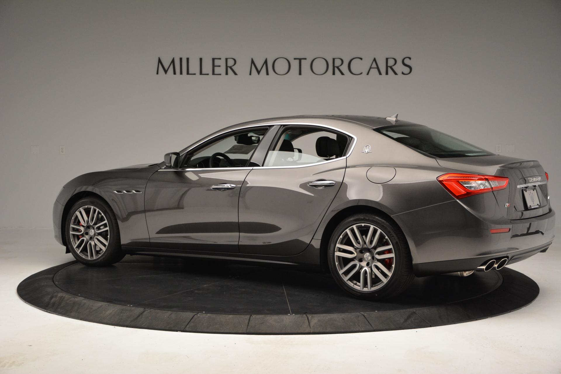 Used 2015 Maserati Ghibli S Q4 For Sale In Westport, CT 119_p4