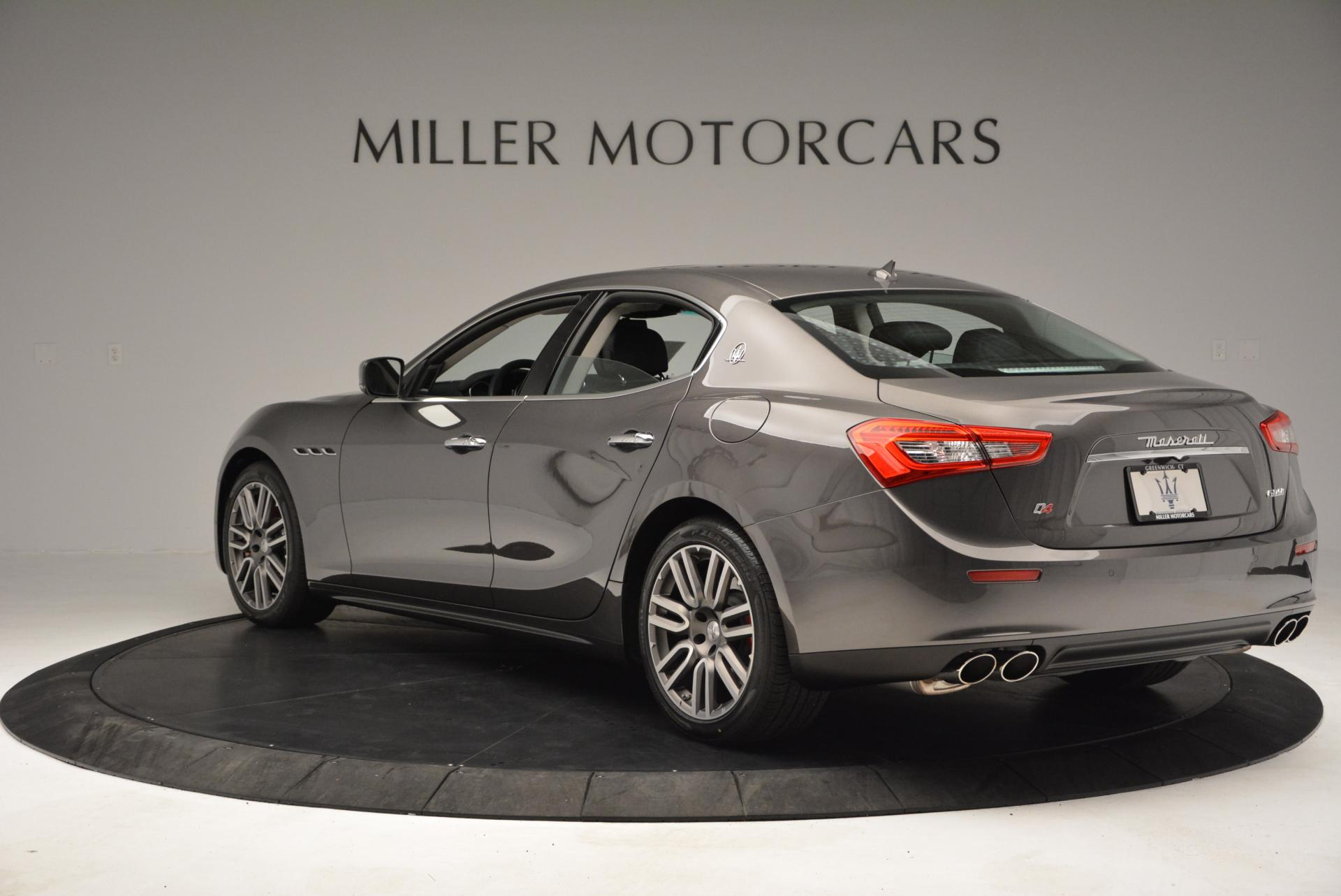 Used 2015 Maserati Ghibli S Q4 For Sale In Westport, CT 119_p5