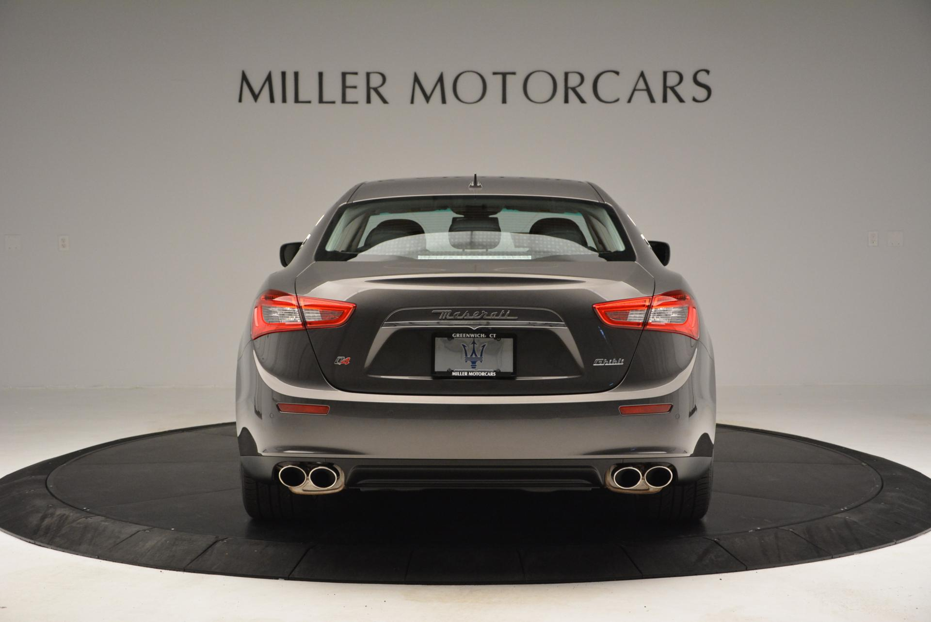 Used 2015 Maserati Ghibli S Q4 For Sale In Westport, CT 119_p6
