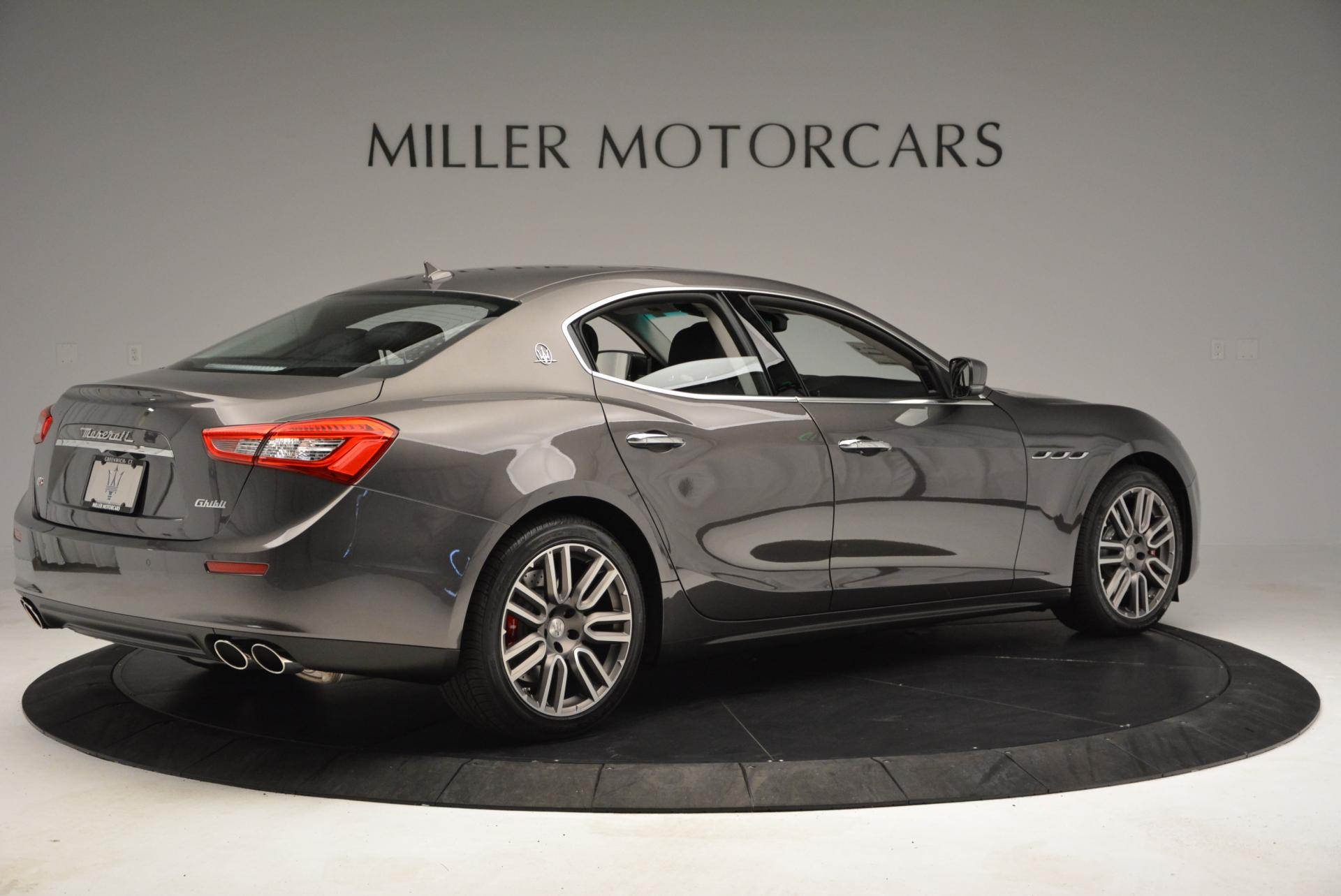 Used 2015 Maserati Ghibli S Q4 For Sale In Westport, CT 119_p7