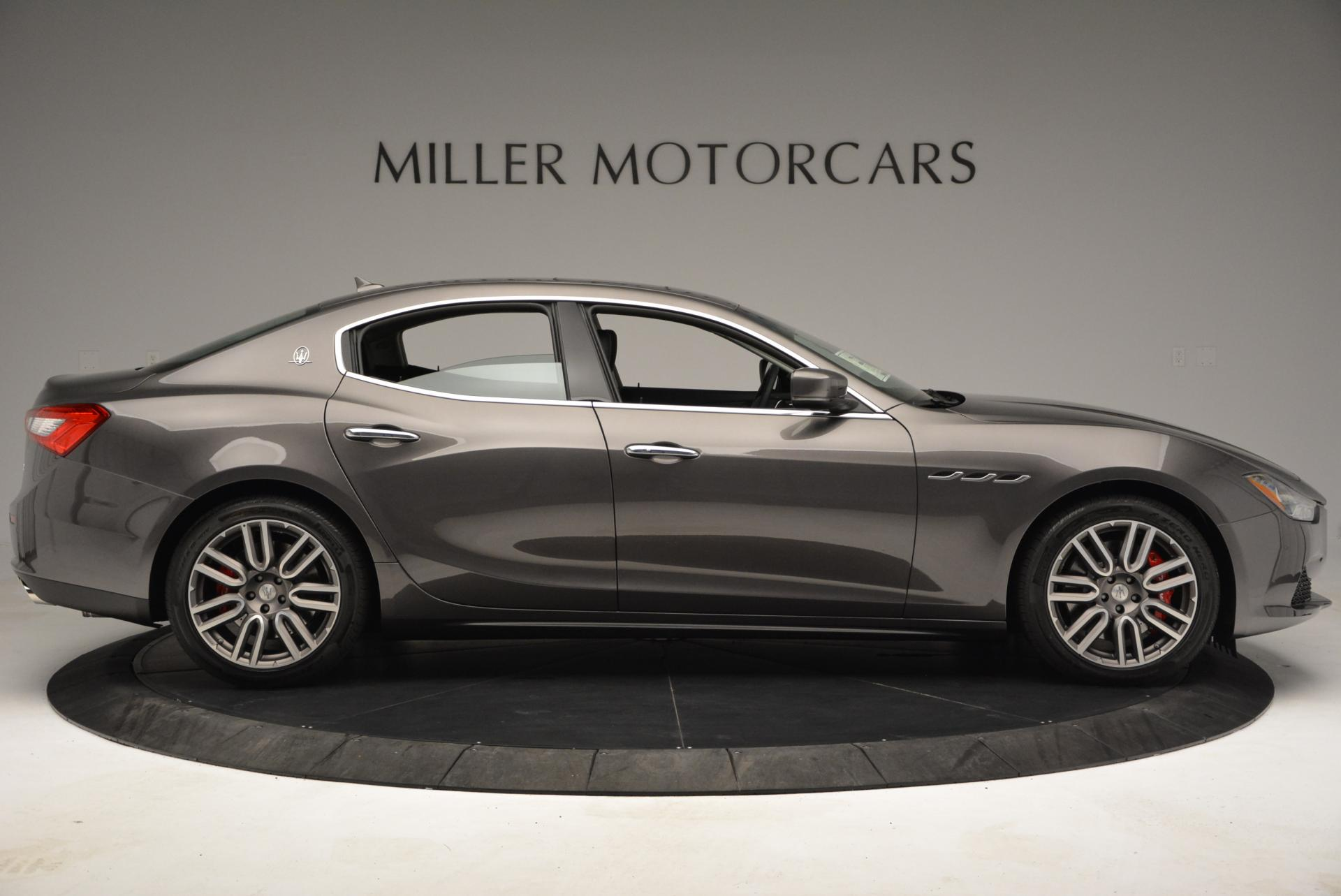 Used 2015 Maserati Ghibli S Q4 For Sale In Westport, CT 119_p8
