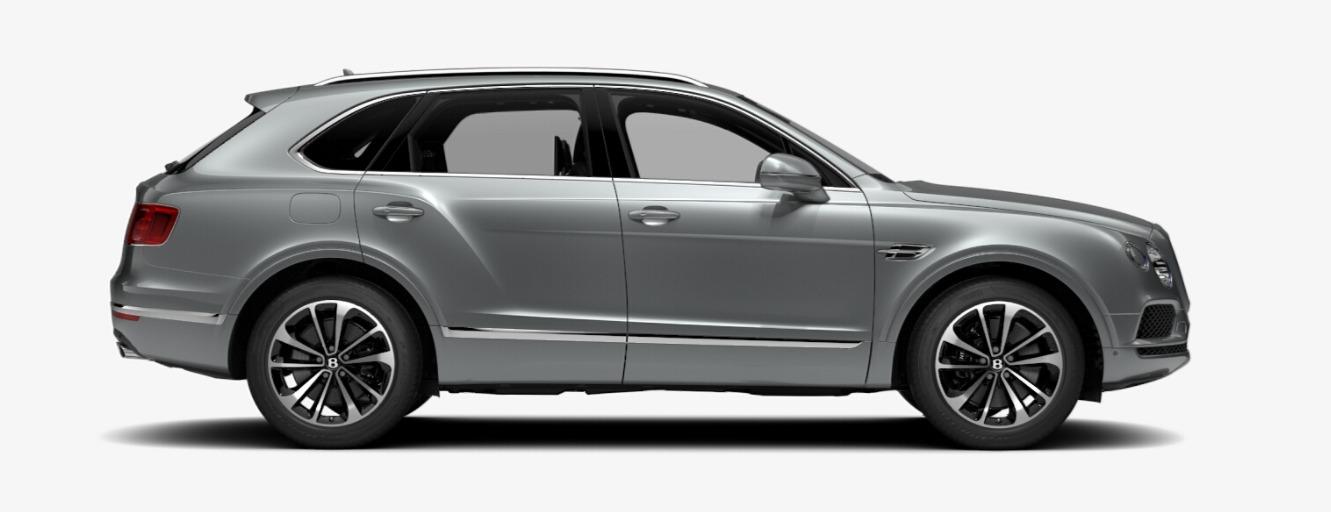 Used 2017 Bentley Bentayga  For Sale In Westport, CT 1190_p2