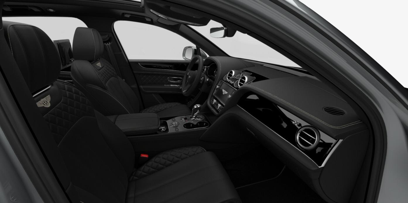 Used 2017 Bentley Bentayga  For Sale In Westport, CT 1190_p7