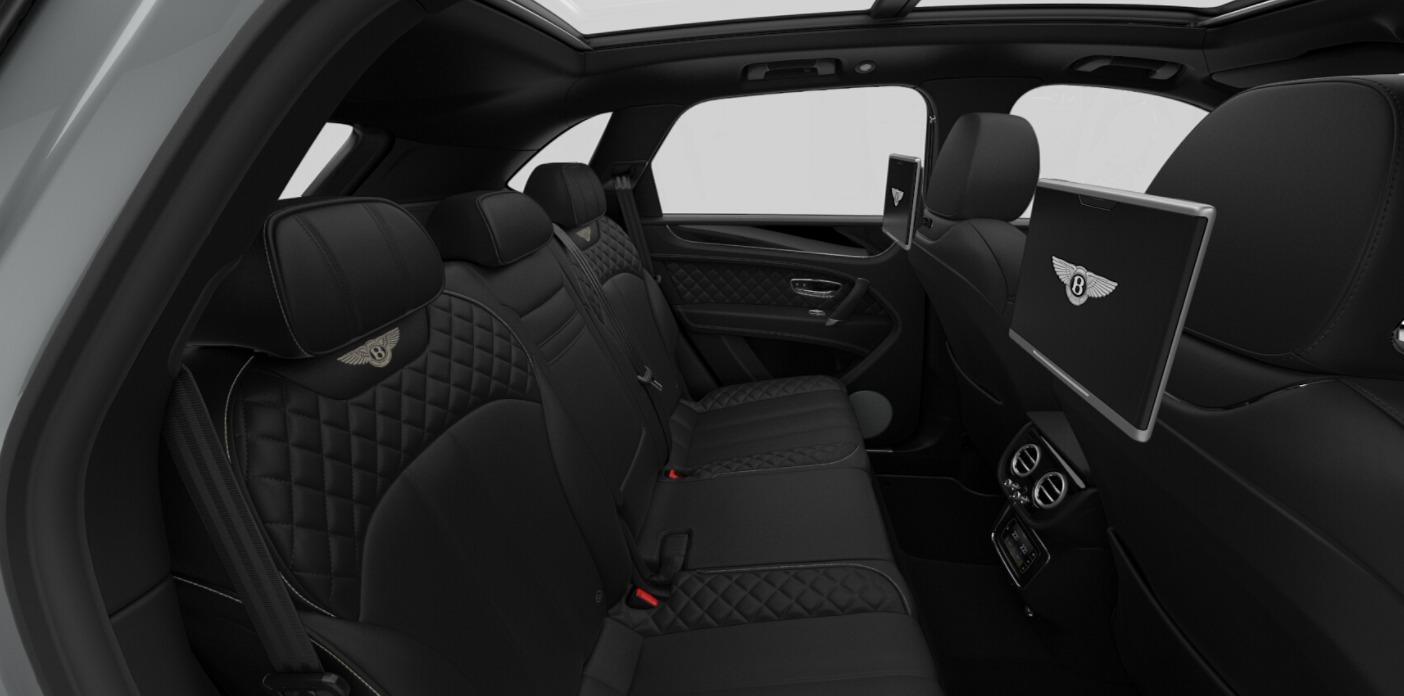 Used 2017 Bentley Bentayga  For Sale In Westport, CT 1190_p8