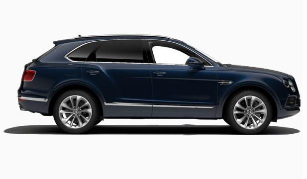 Used 2017 Bentley Bentayga W12 For Sale In Westport, CT 1196_p3