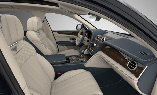 Used 2017 Bentley Bentayga W12 For Sale In Westport, CT 1196_p6