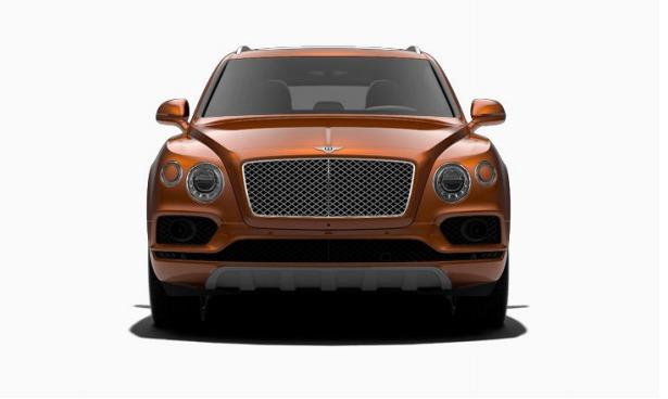 Used 2017 Bentley Bentayga  For Sale In Westport, CT 1197_p2