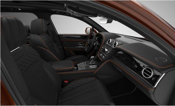 Used 2017 Bentley Bentayga  For Sale In Westport, CT 1197_p6