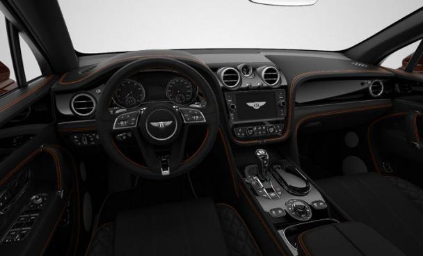 Used 2017 Bentley Bentayga  For Sale In Westport, CT 1197_p9