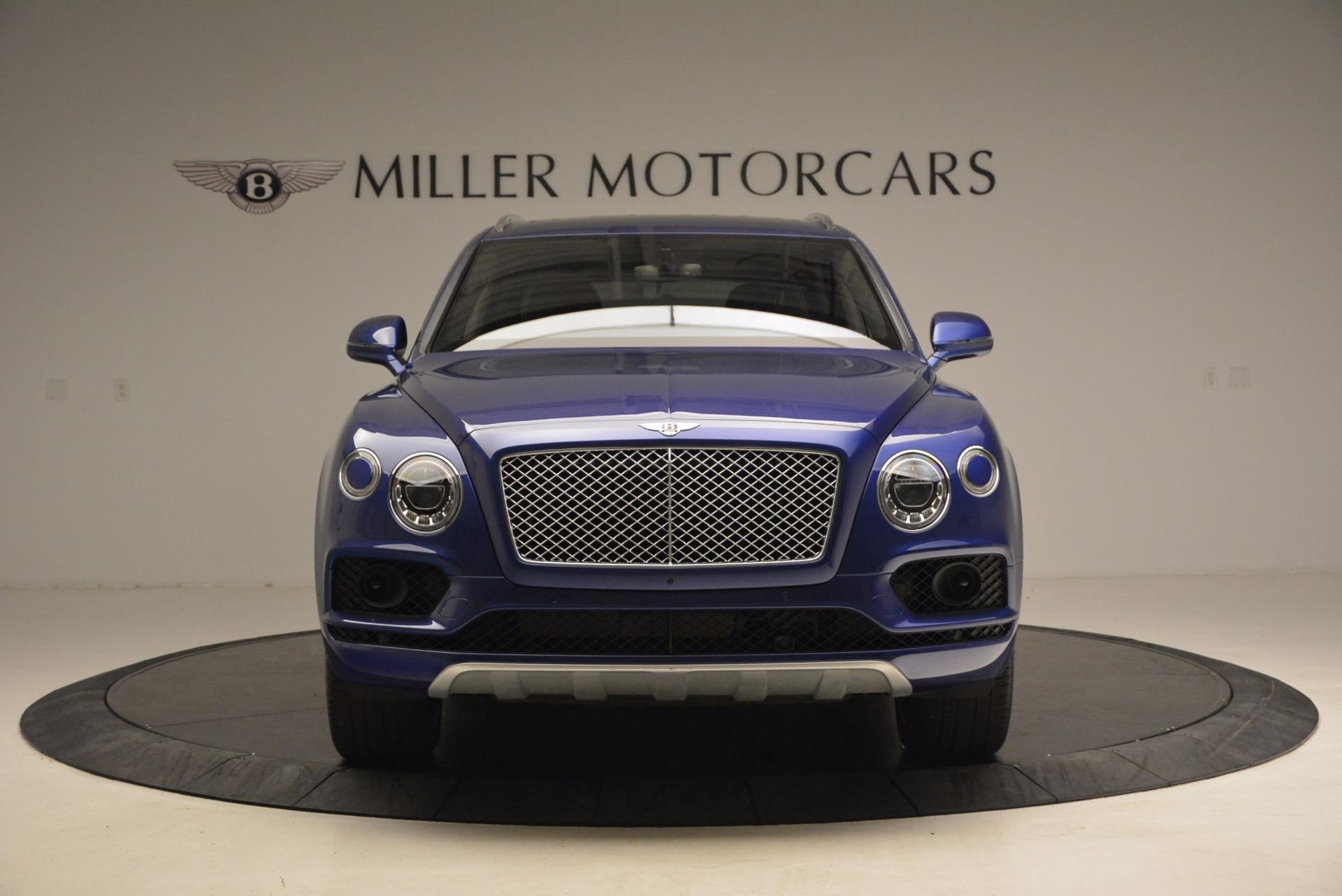 New 2017 Bentley Bentayga  For Sale In Westport, CT 1198_p12