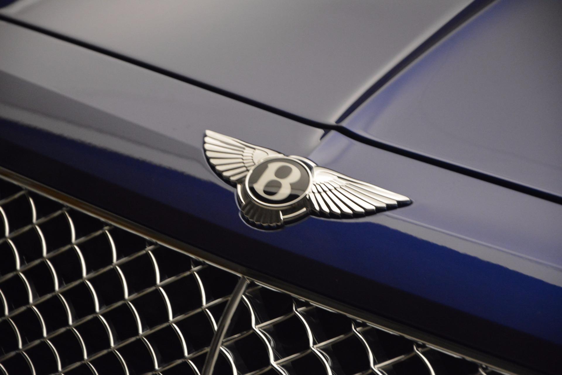 New 2017 Bentley Bentayga  For Sale In Westport, CT 1198_p14