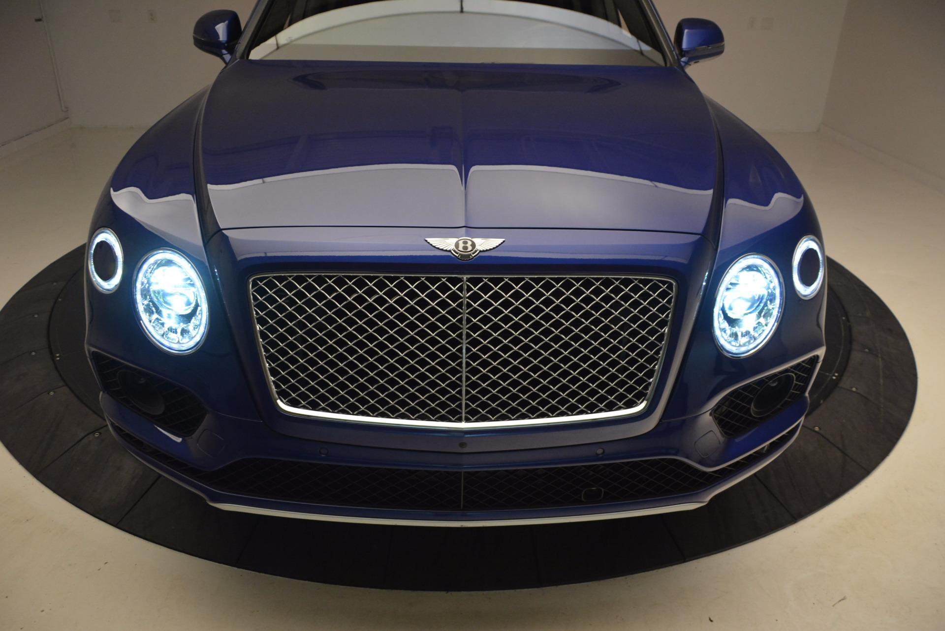 New 2017 Bentley Bentayga  For Sale In Westport, CT 1198_p17