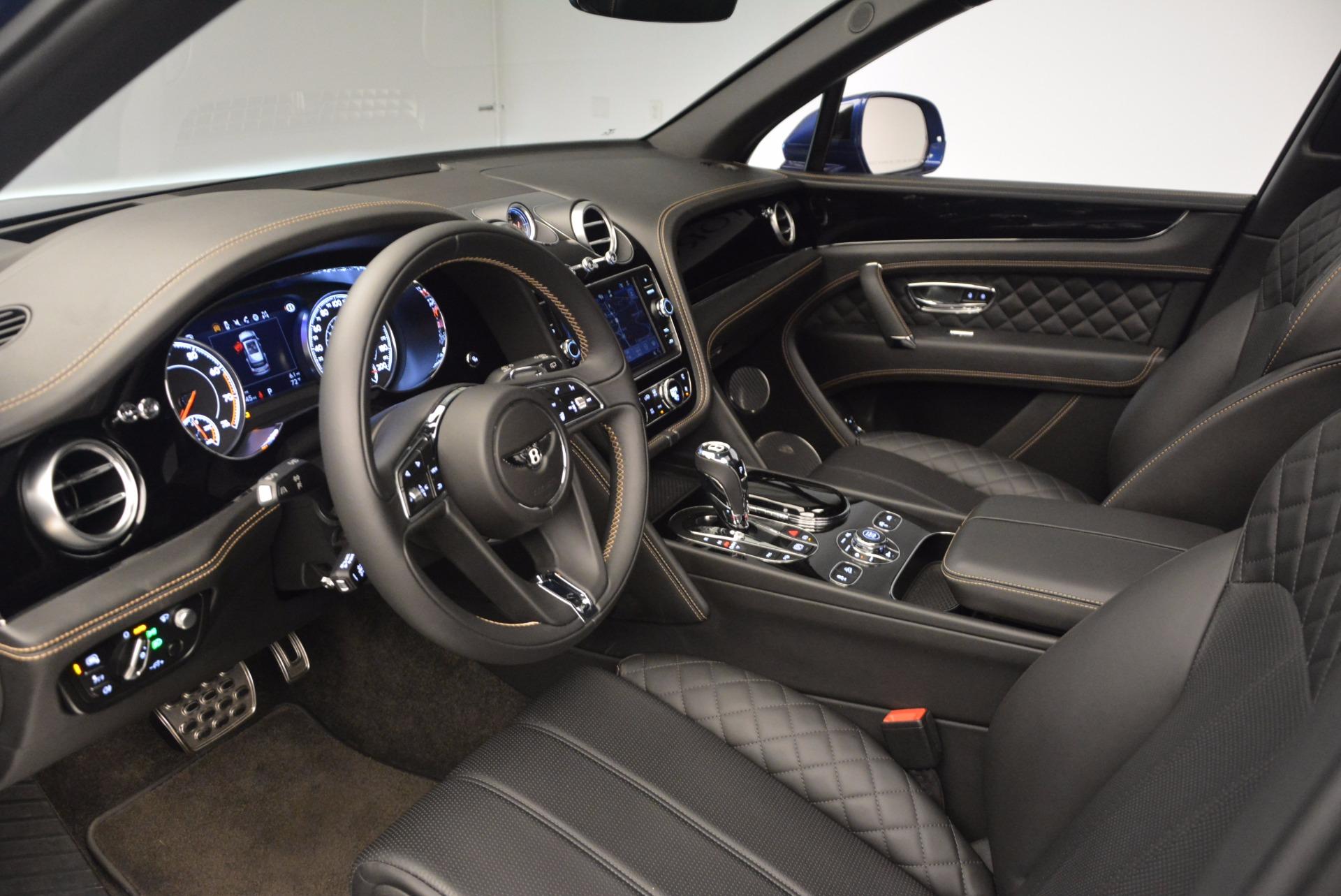 New 2017 Bentley Bentayga  For Sale In Westport, CT 1198_p24