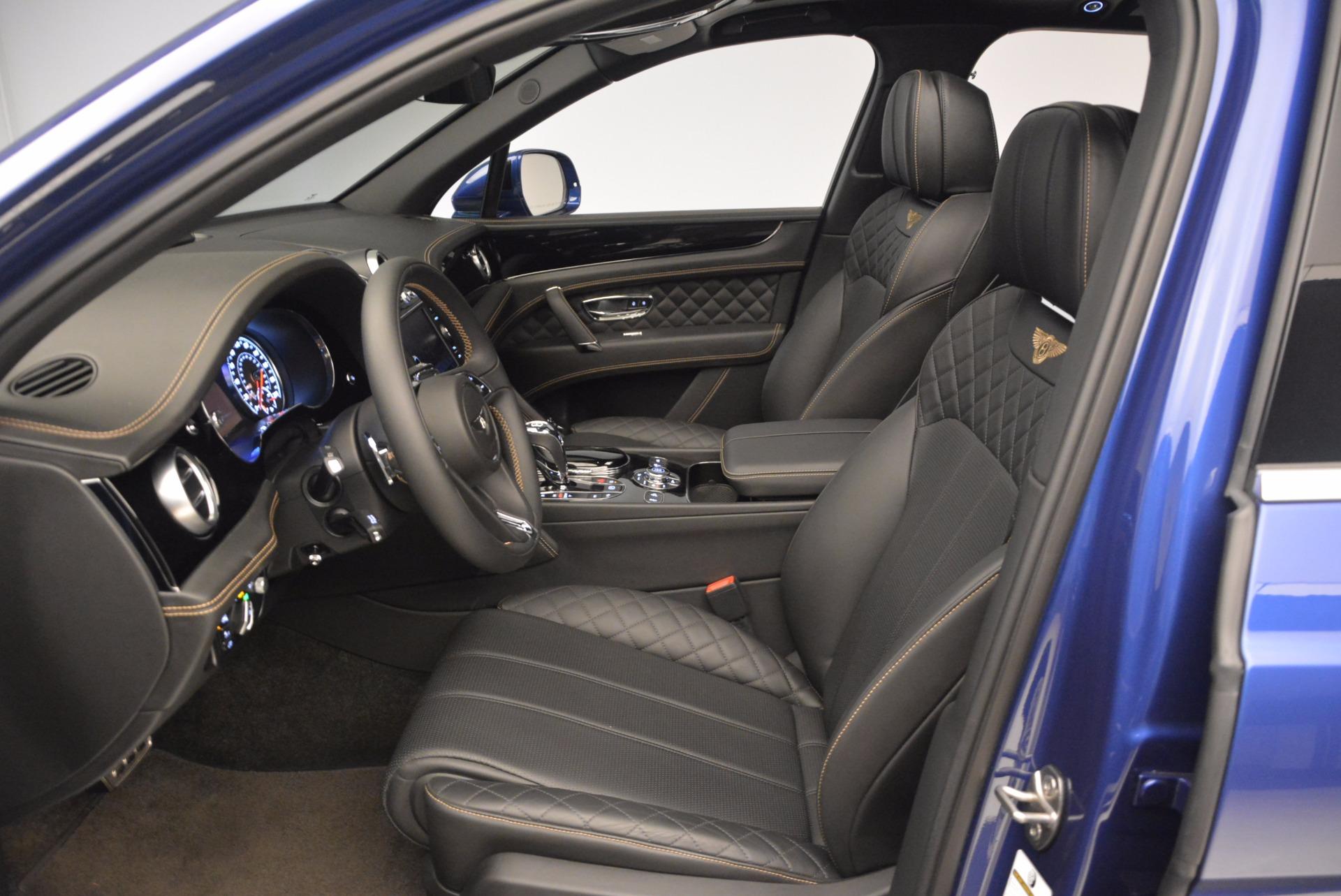 New 2017 Bentley Bentayga  For Sale In Westport, CT 1198_p25