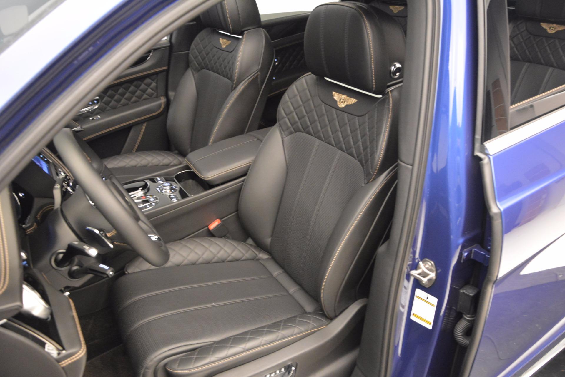 New 2017 Bentley Bentayga  For Sale In Westport, CT 1198_p26