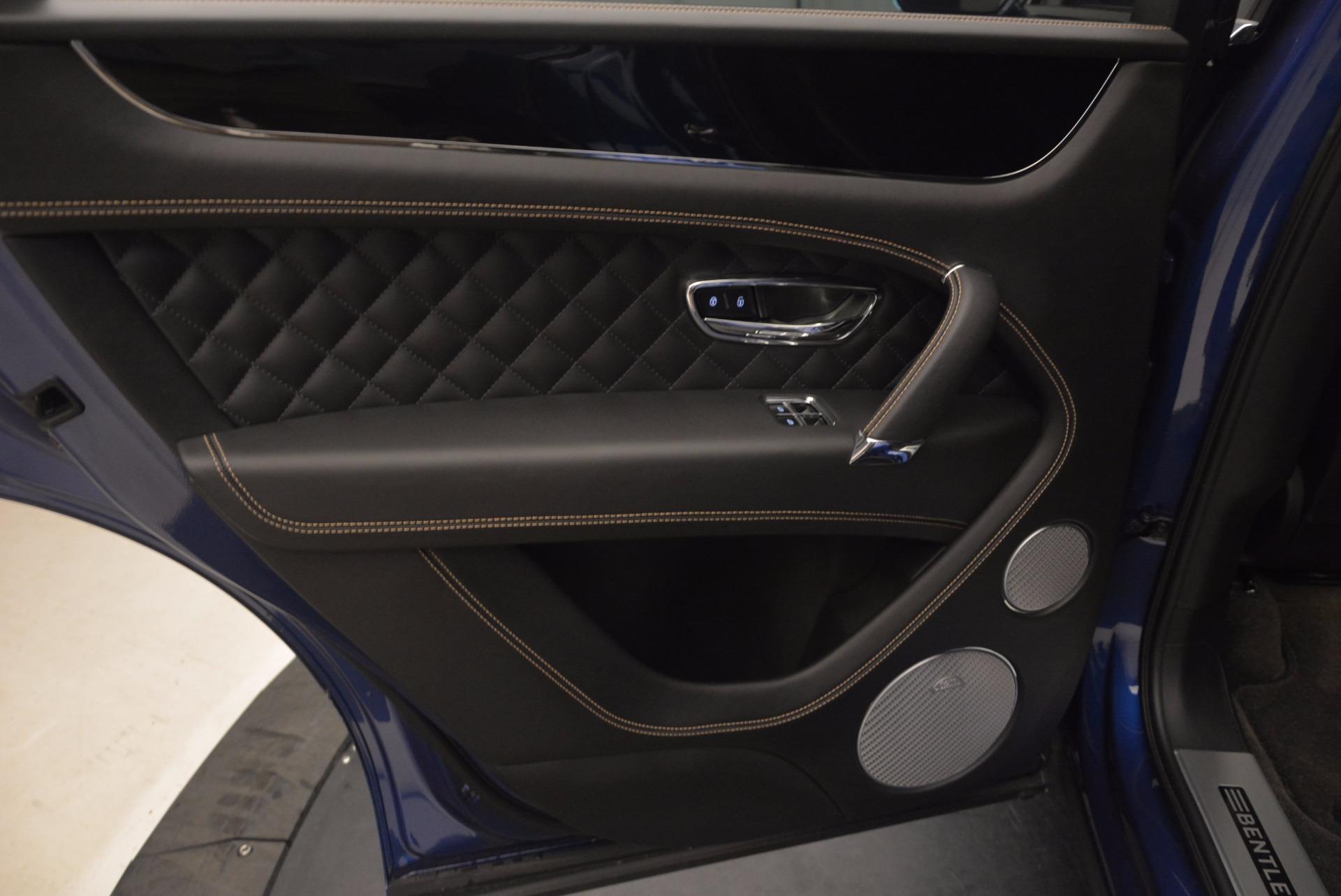 New 2017 Bentley Bentayga  For Sale In Westport, CT 1198_p29