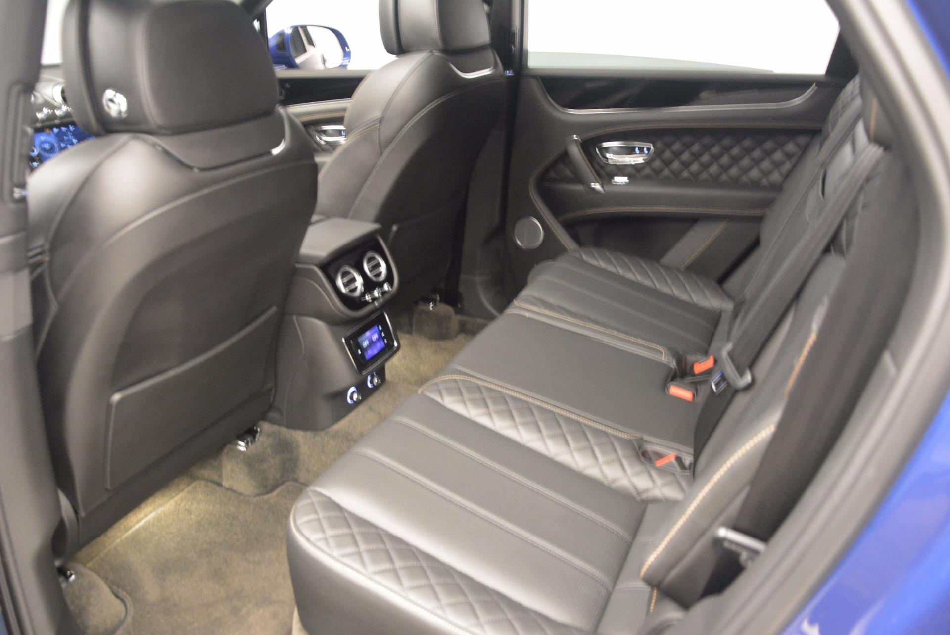 New 2017 Bentley Bentayga  For Sale In Westport, CT 1198_p30