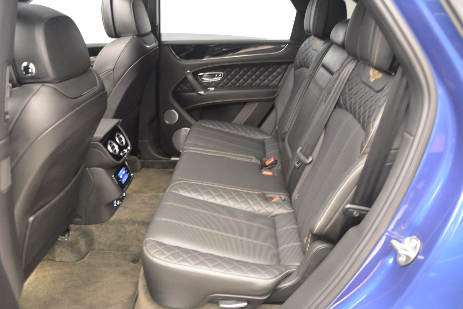 New 2017 Bentley Bentayga  For Sale In Westport, CT 1198_p31