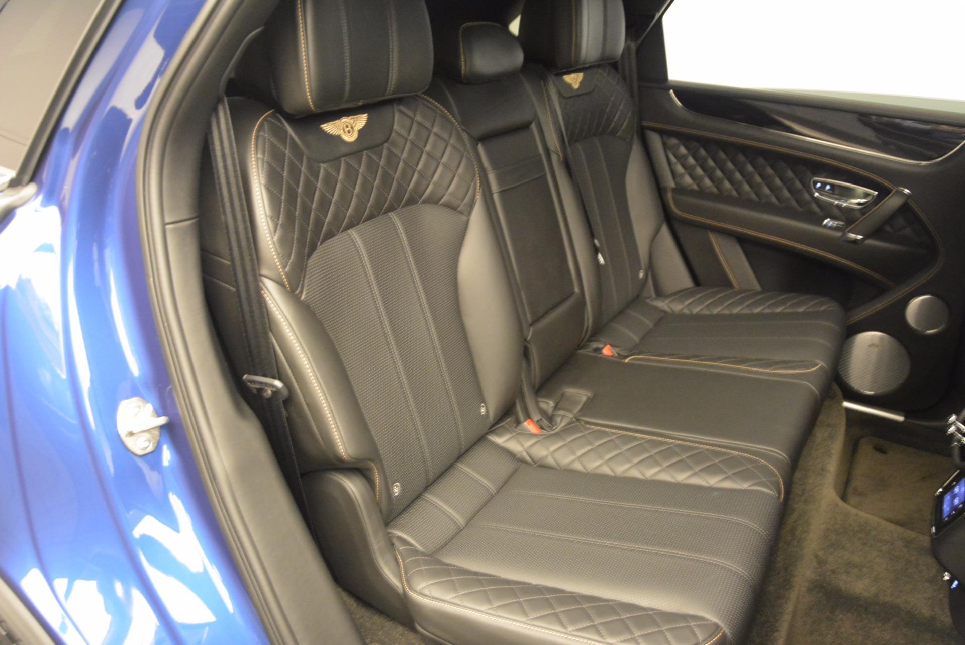 New 2017 Bentley Bentayga  For Sale In Westport, CT 1198_p36