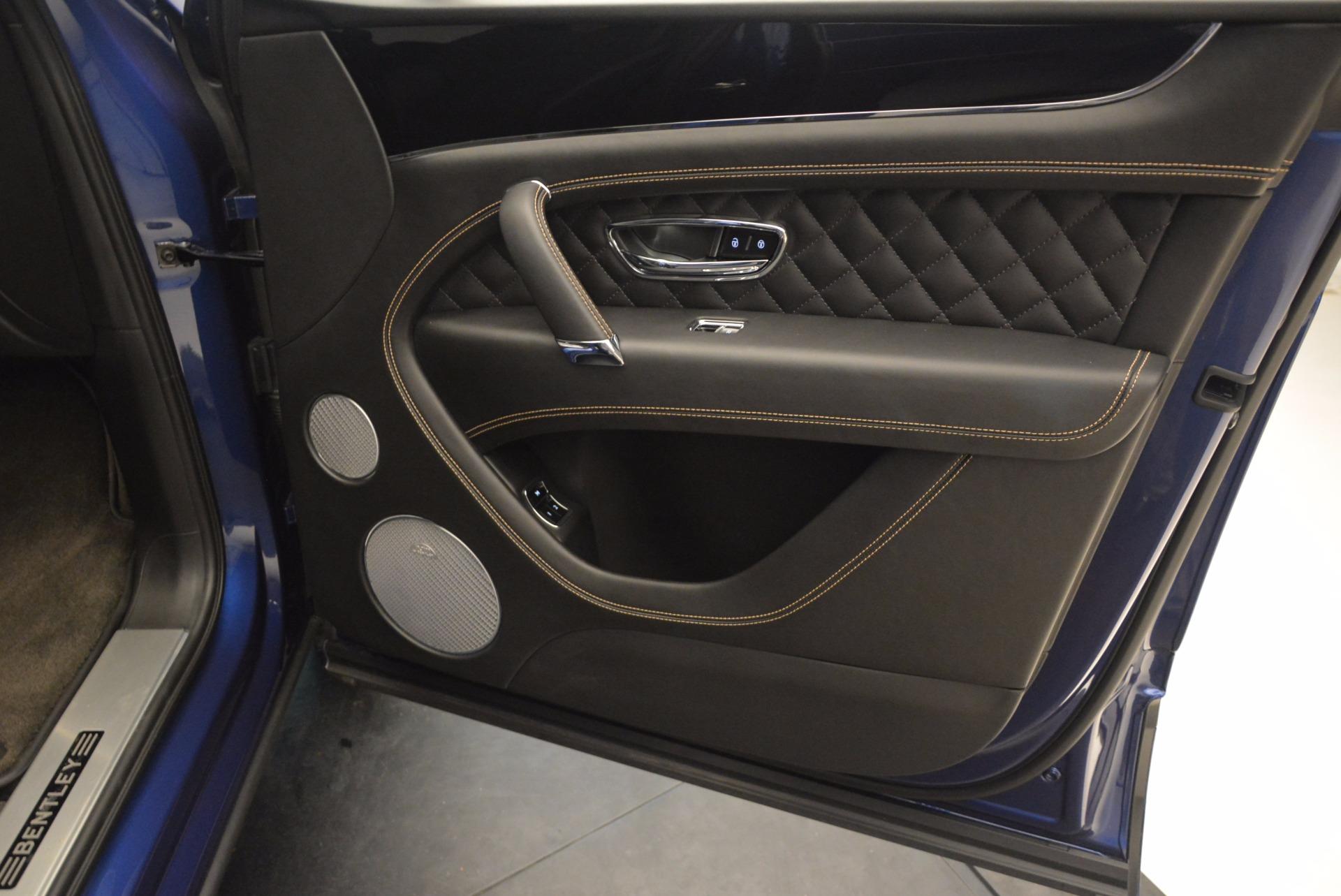 New 2017 Bentley Bentayga  For Sale In Westport, CT 1198_p37