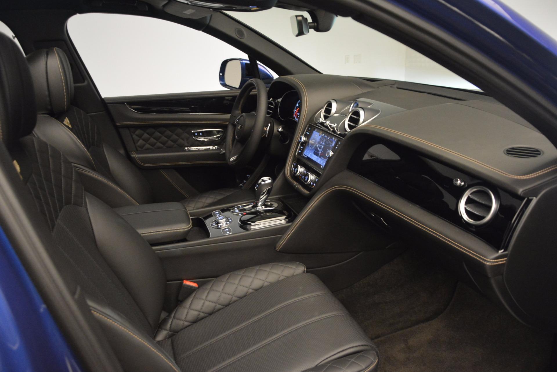 New 2017 Bentley Bentayga  For Sale In Westport, CT 1198_p38