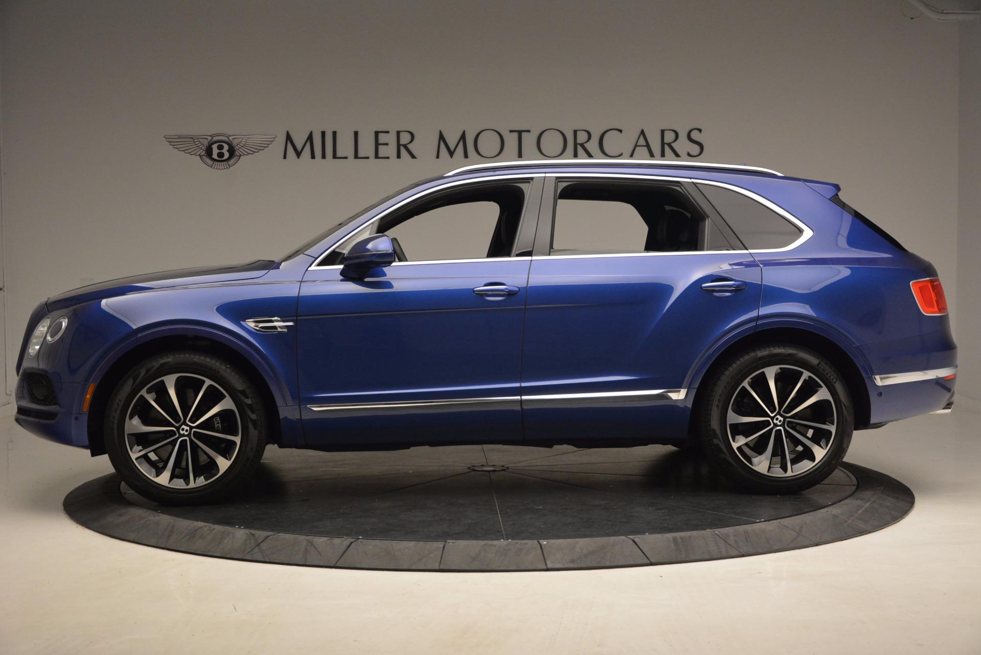 New 2017 Bentley Bentayga  For Sale In Westport, CT 1198_p3